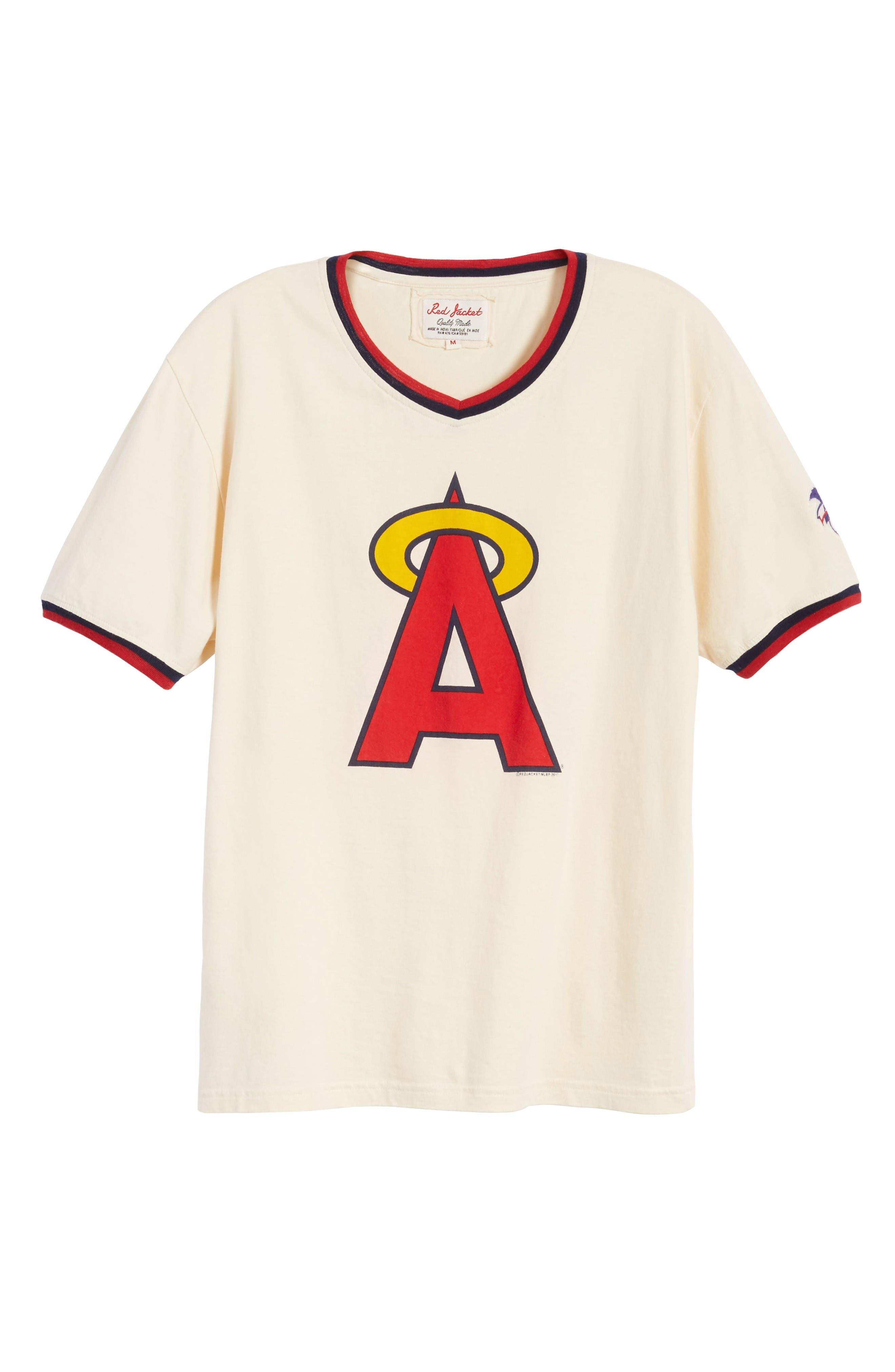 Alternate Image 6  - American Needle Eastwood Los Angeles Angels of Anaheim T-Shirt