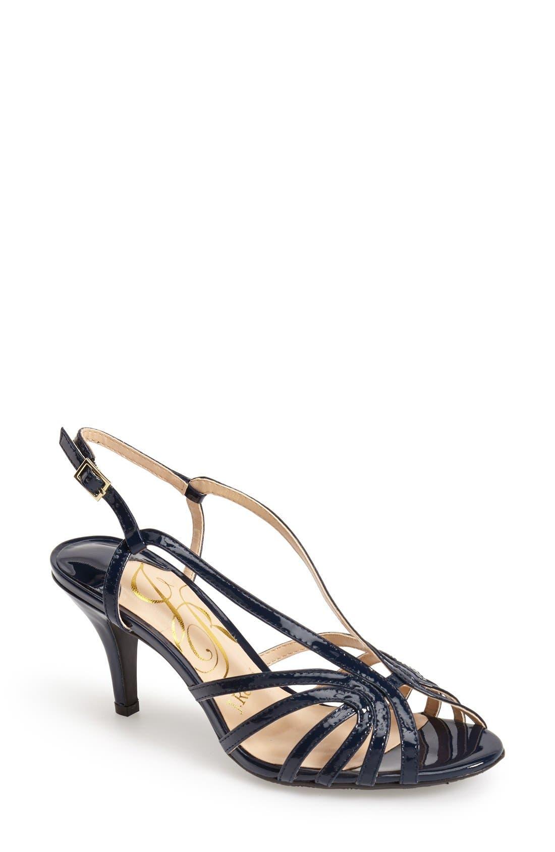 Alternate Image 1 Selected - J. Reneé 'Evra' Sandal