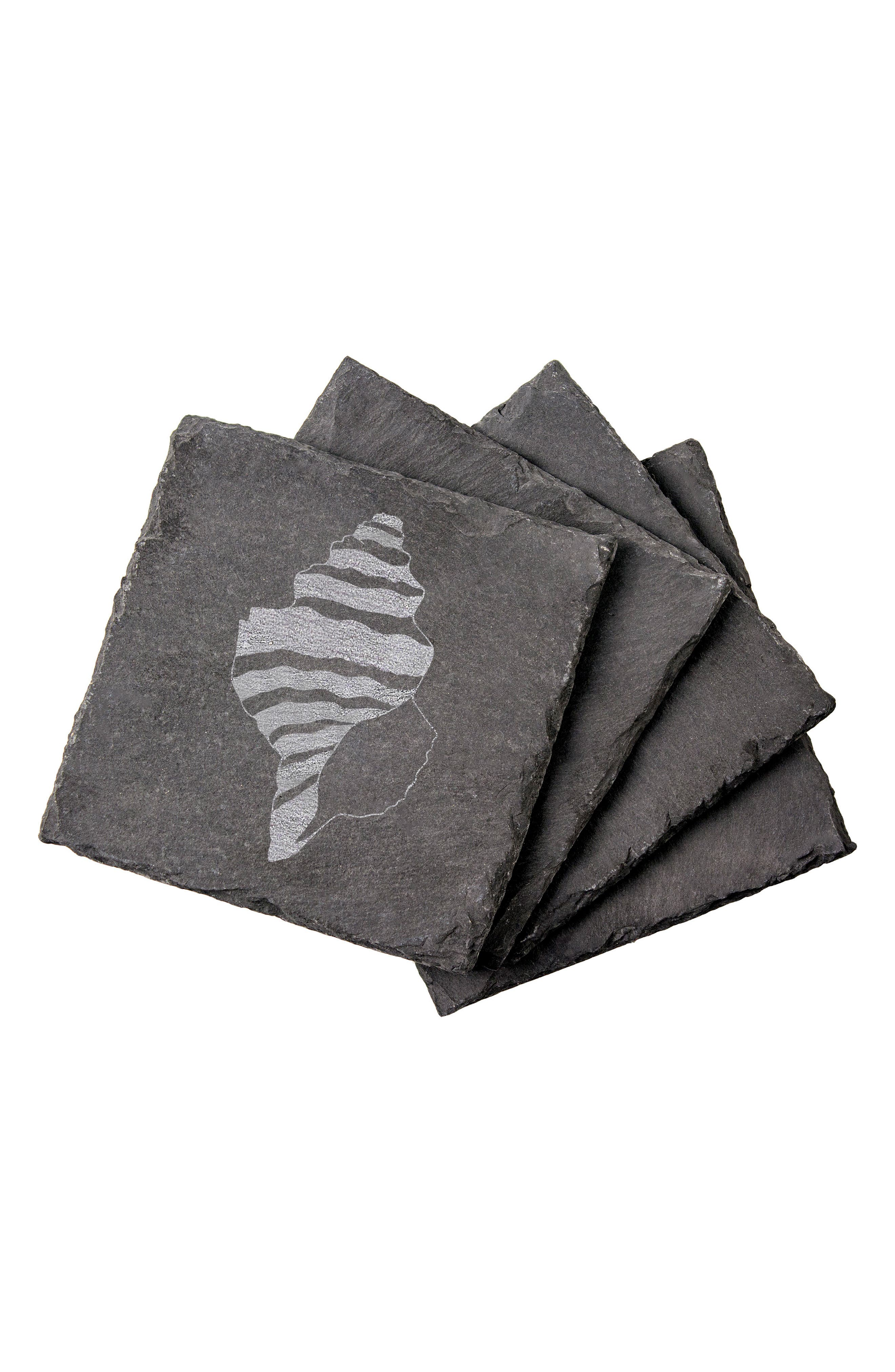 Alternate Image 2  - Cathy's Concepts Set of 4 Slate Coasters