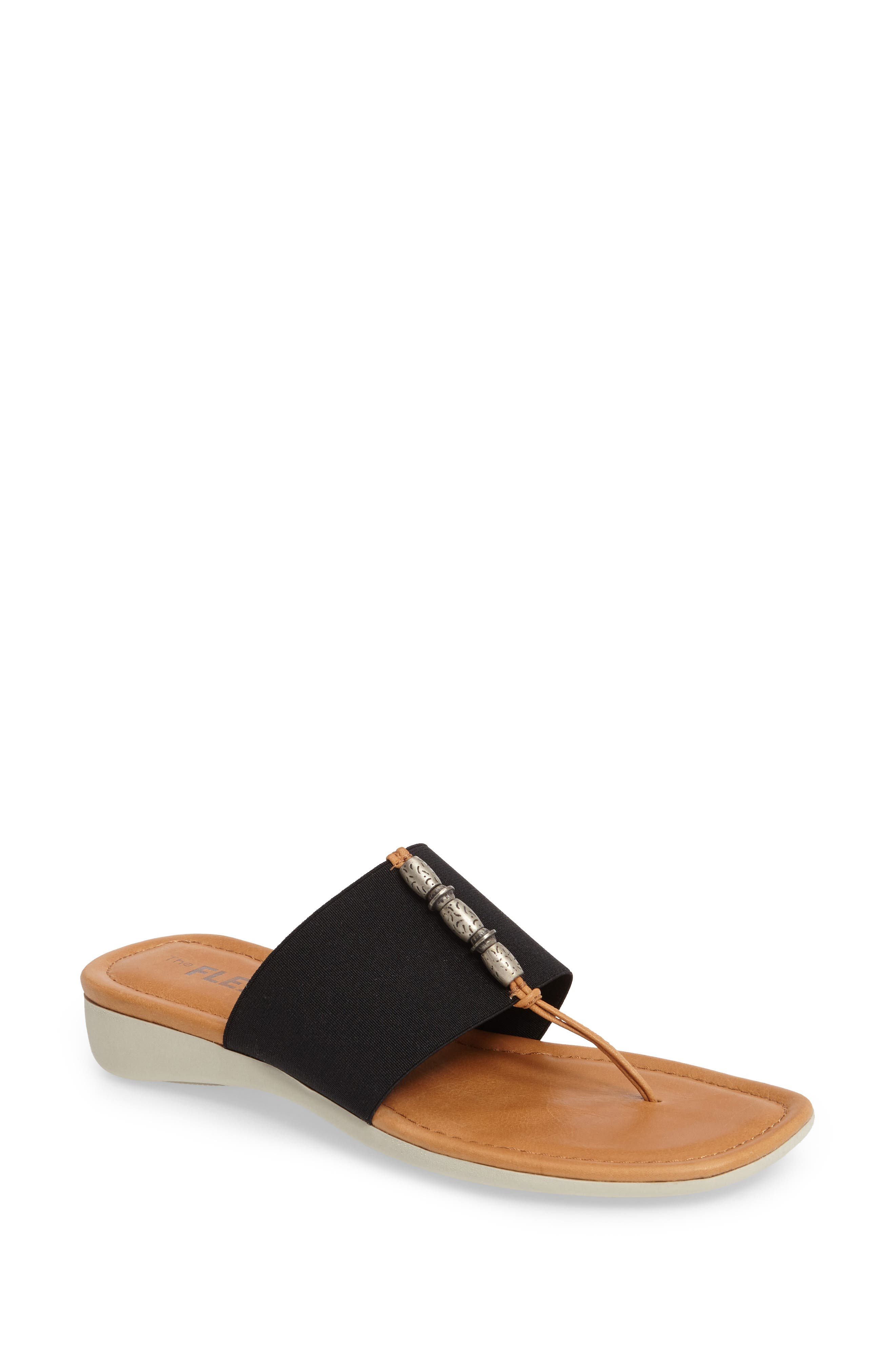 Alternate Image 1 Selected - The FLEXX Rain Maker Sandal (Women)