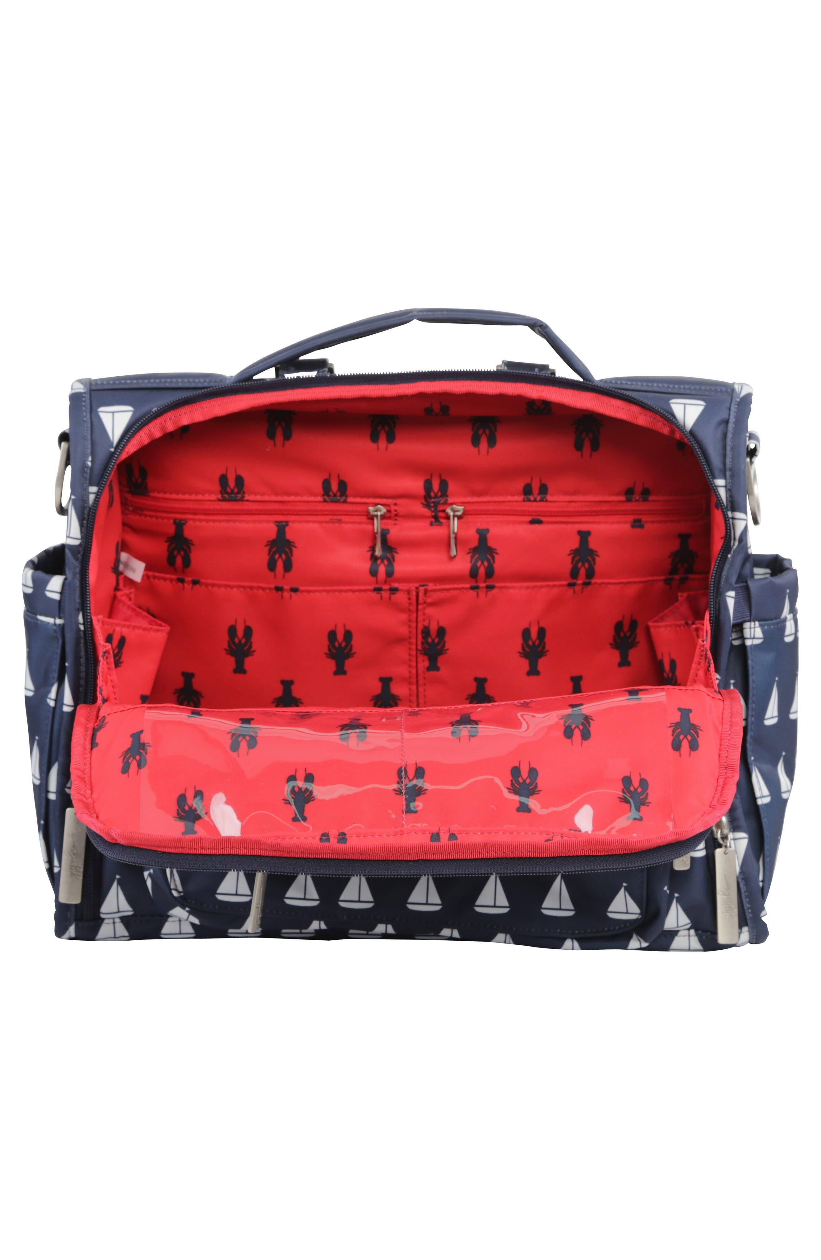 Alternate Image 5  - Ju-Ju-Be BFF - Coastal Collection Diaper Bag