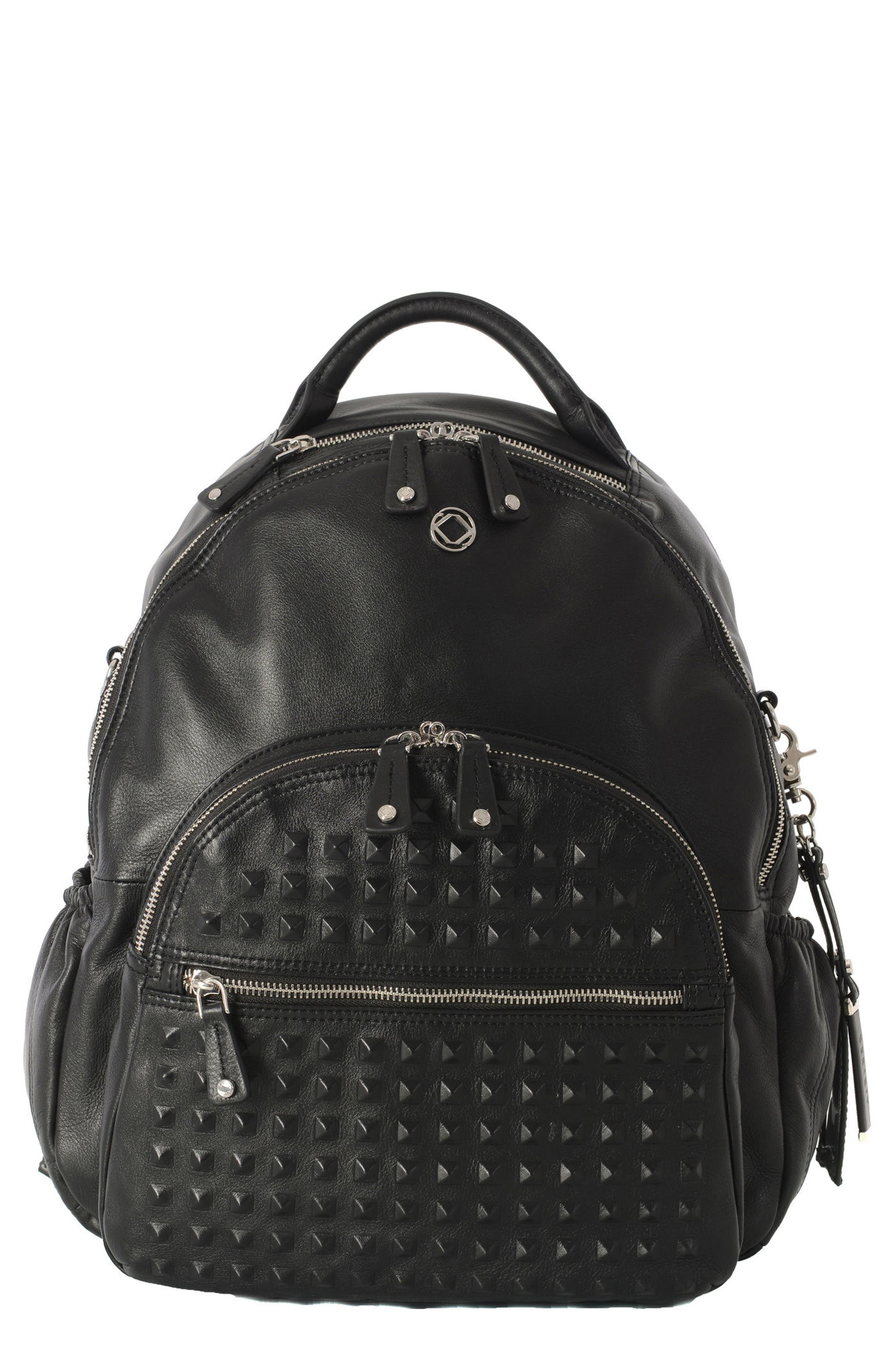 Alternate Image 1 Selected - Kerikit Joy Studded Diaper Backpack