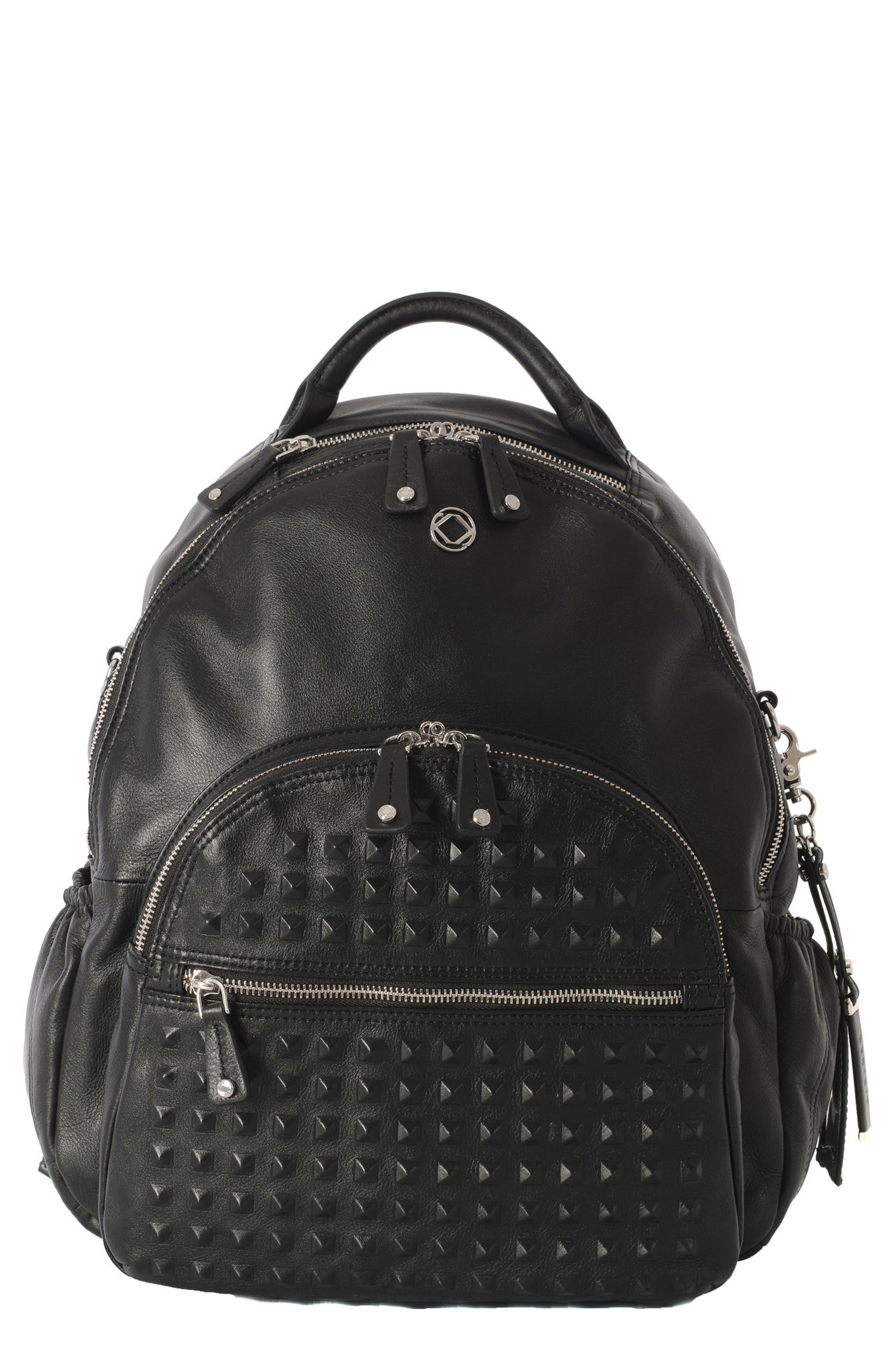 Main Image - Kerikit Joy Studded Diaper Backpack