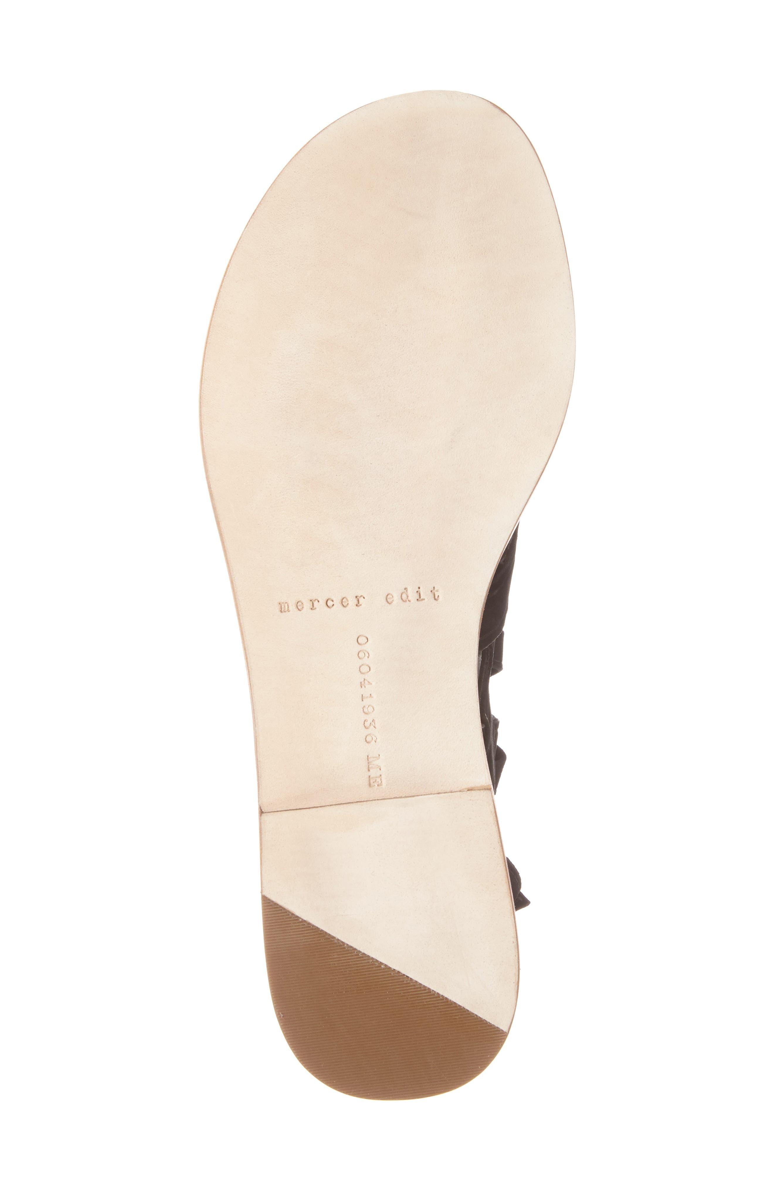 Alternate Image 5  - Mercer Edit EZonthei Gladiator Sandal (Women)