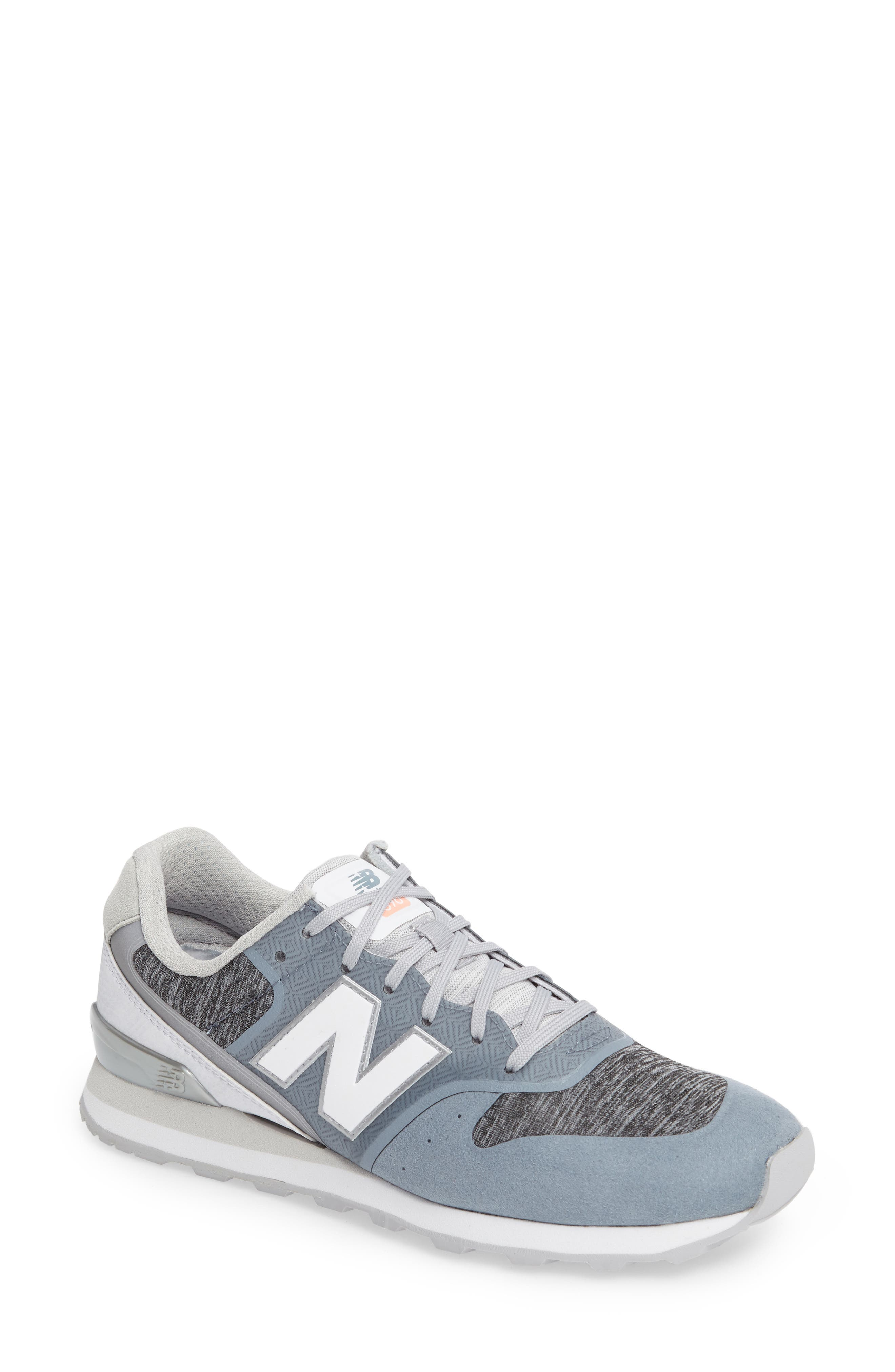 Alternate Image 1 Selected - New Balance 696 Re-Engineered Sneaker (Women)