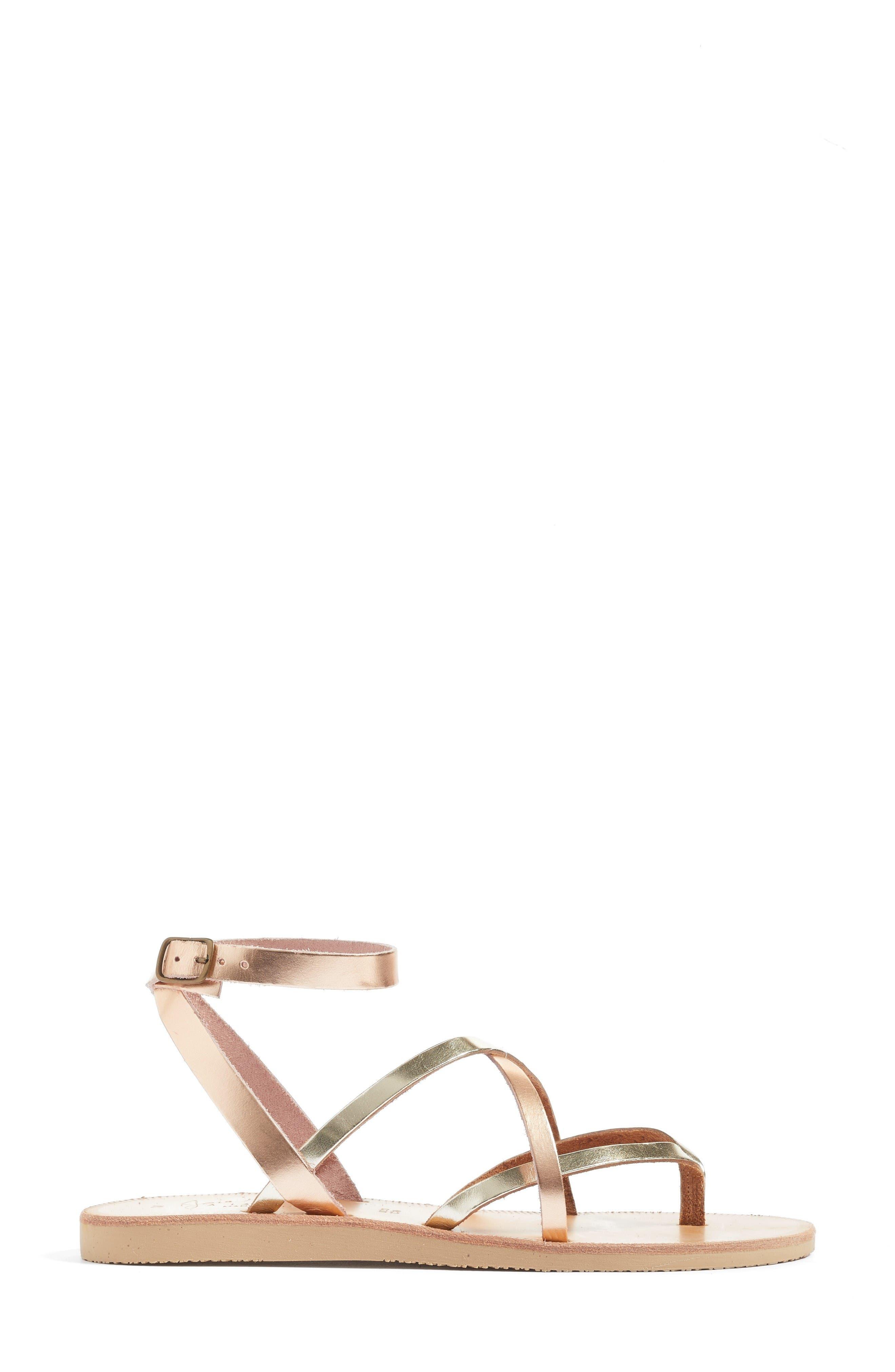 Alternate Image 3  - Joie 'Oda' Flat Sandal (Women)