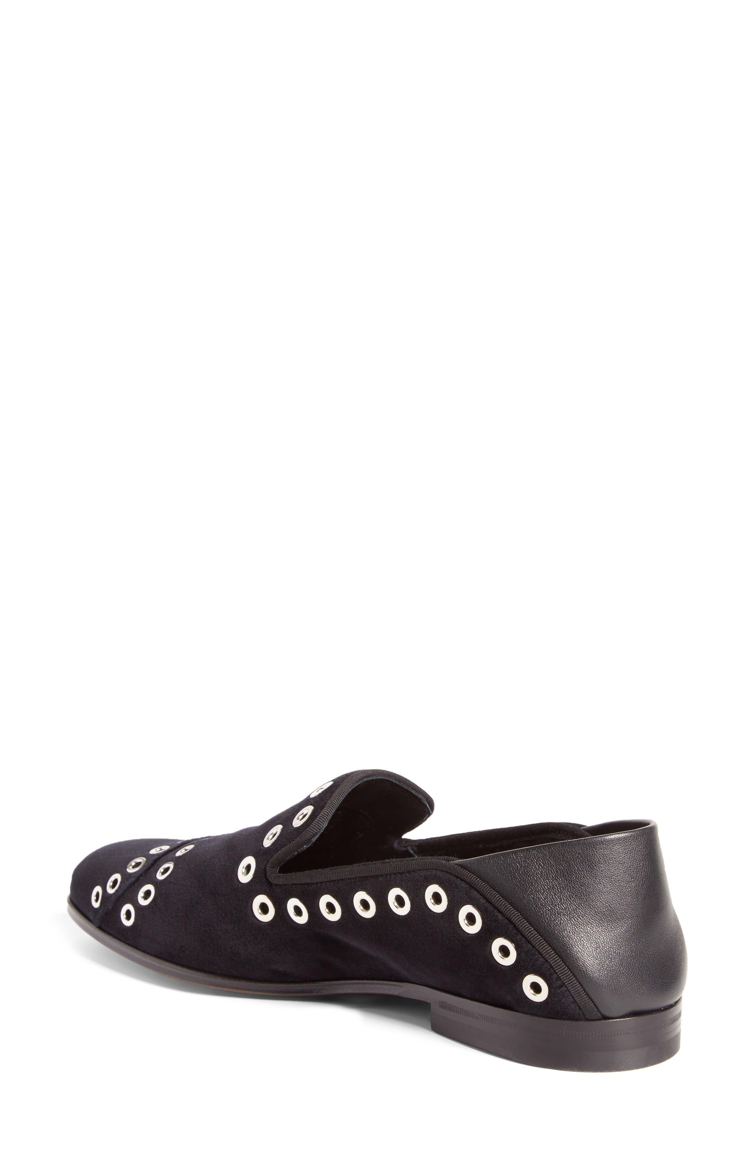 Alternate Image 3  - Alexander McQueen Grommet Convertible Loafer (Women)