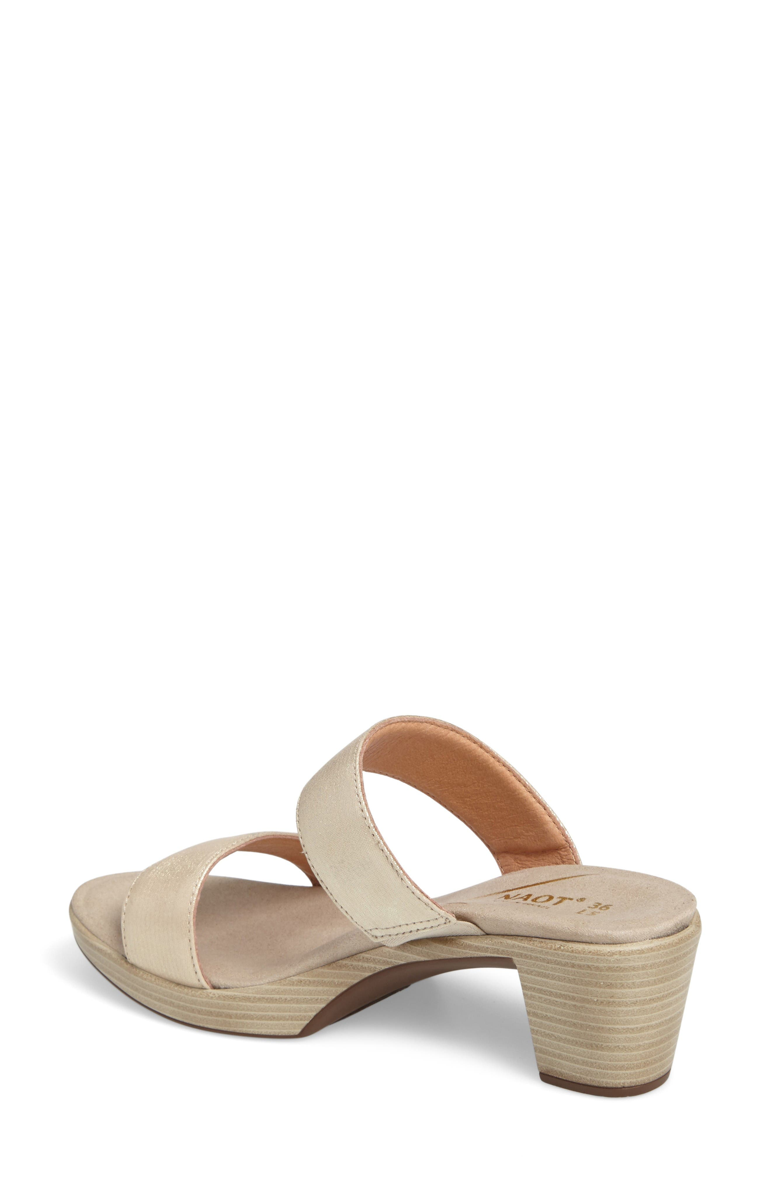 Alternate Image 2  - Naot Fate Platform Sandal (Women)