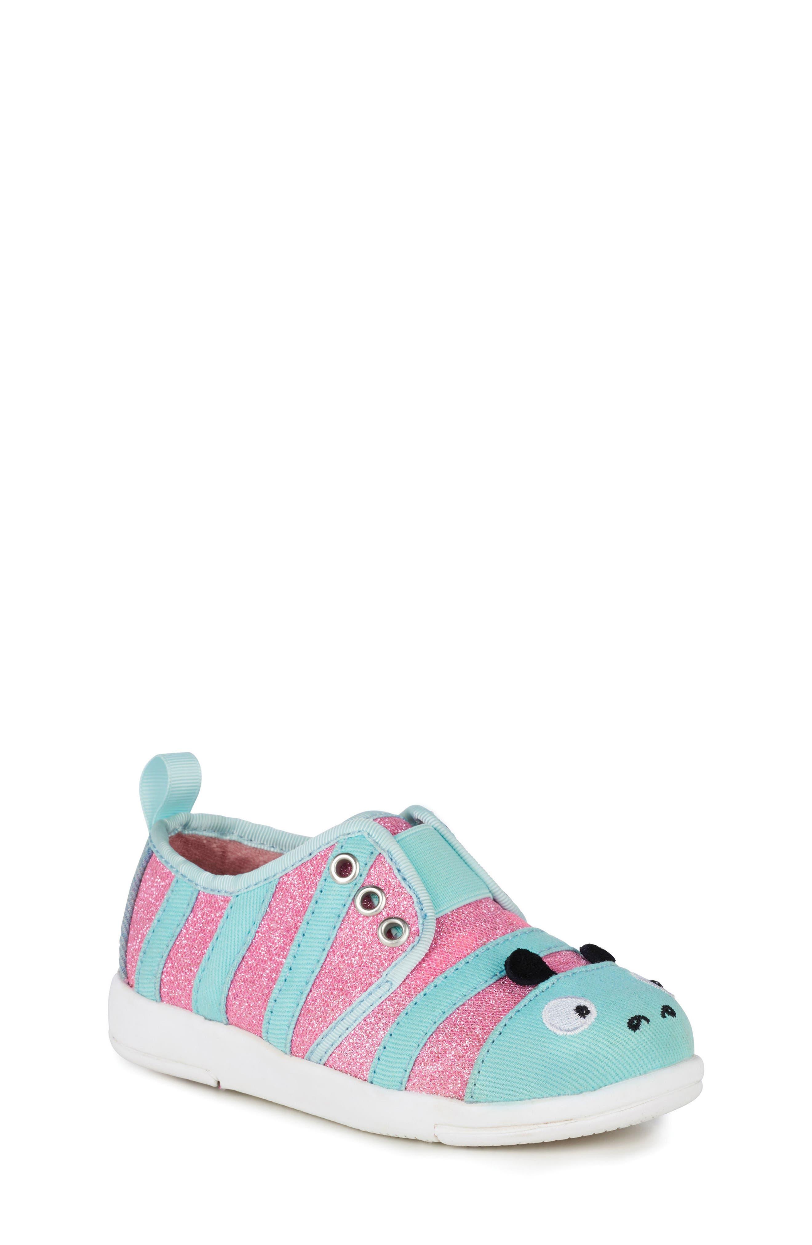EMU Australia Caterpillar Laceless Sneaker (Toddler, Little Kid & Big Kid)