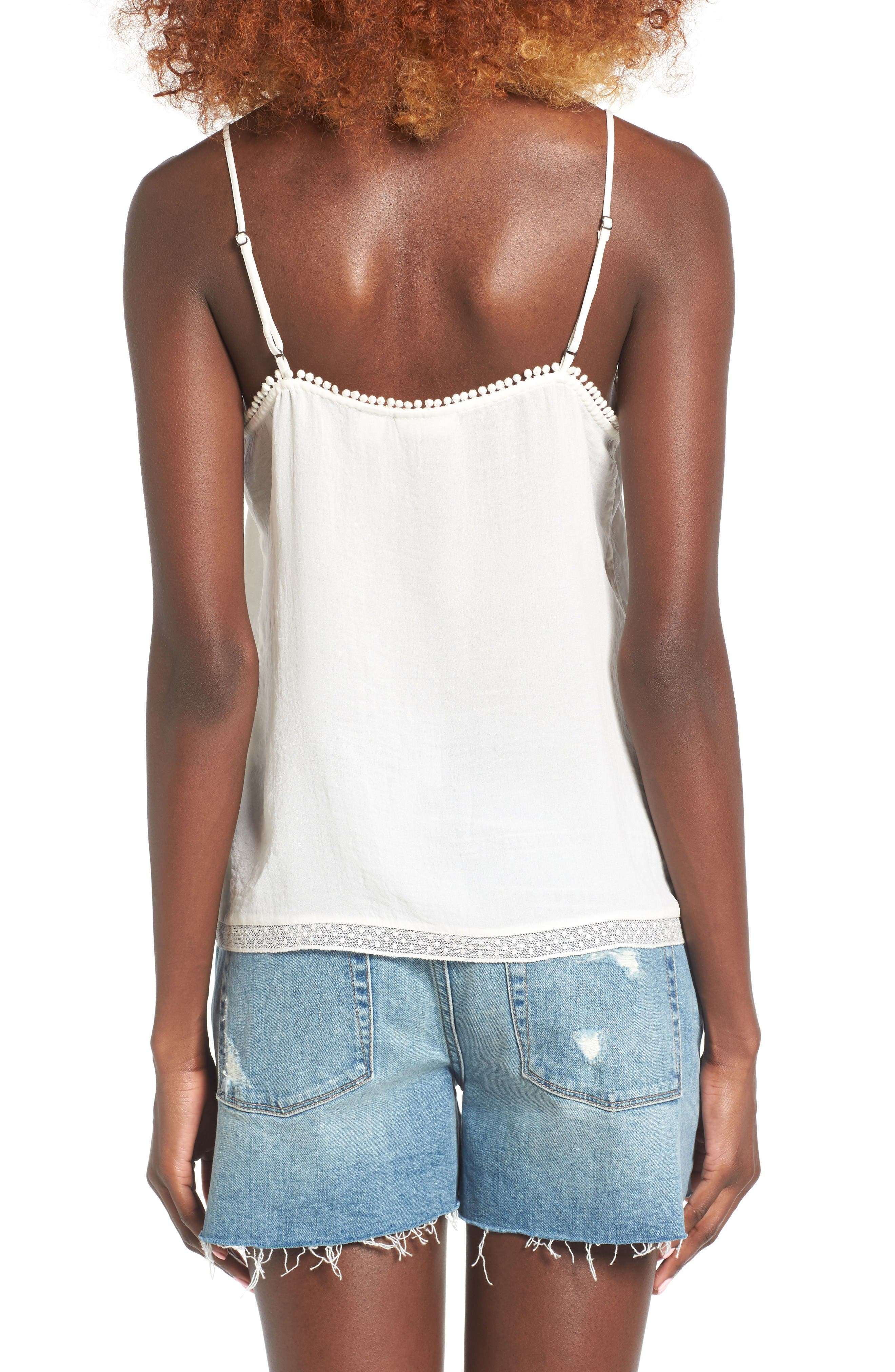 Alternate Image 3  - Hinge Lace Camisole