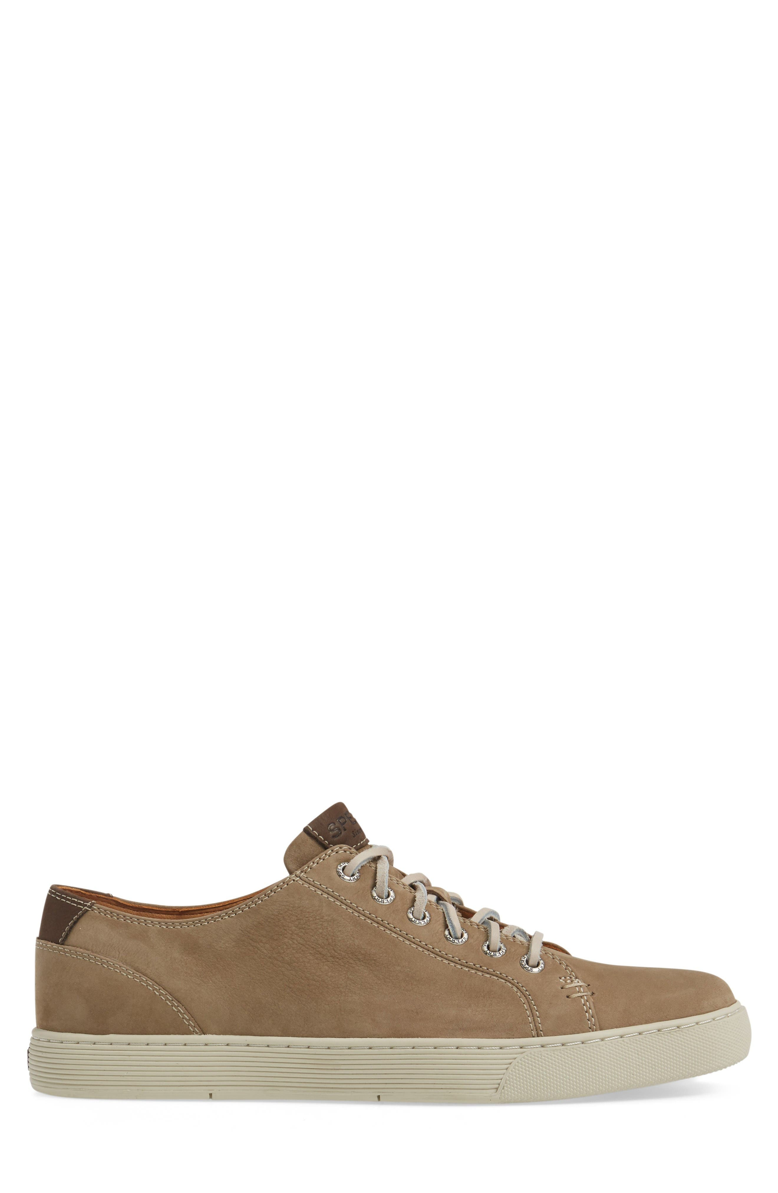 'Gold Cup - LTT' Sneaker (Men)',                             Alternate thumbnail 3, color,                             Taupe Suede