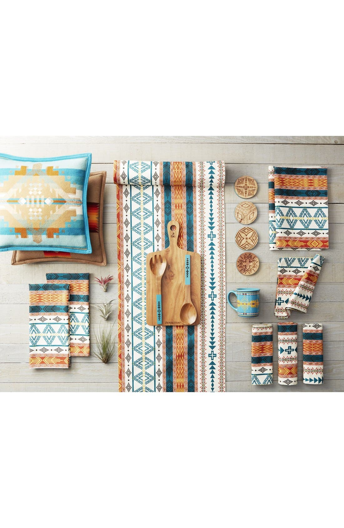 Alternate Image 2  - Pendleton Bright Mesa Set of 2 Dish Towels