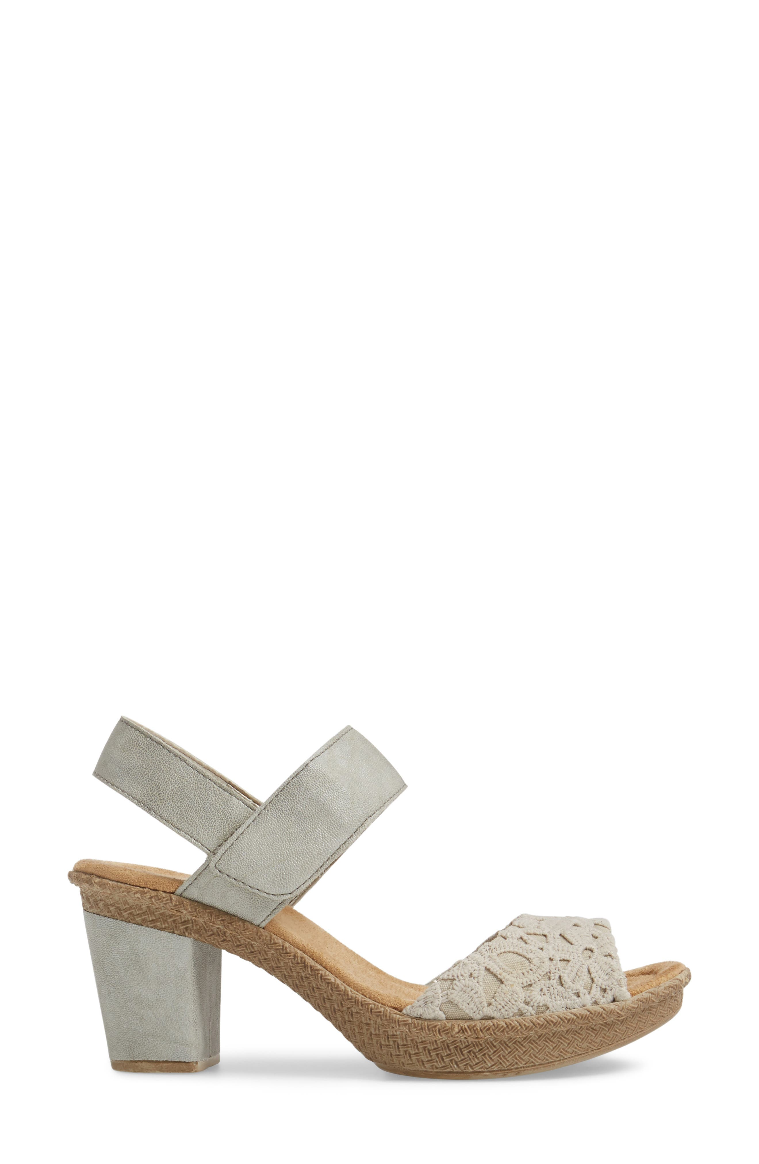 Alternate Image 3  - Rieker Antistress Rabea 61 Sandal (Women)