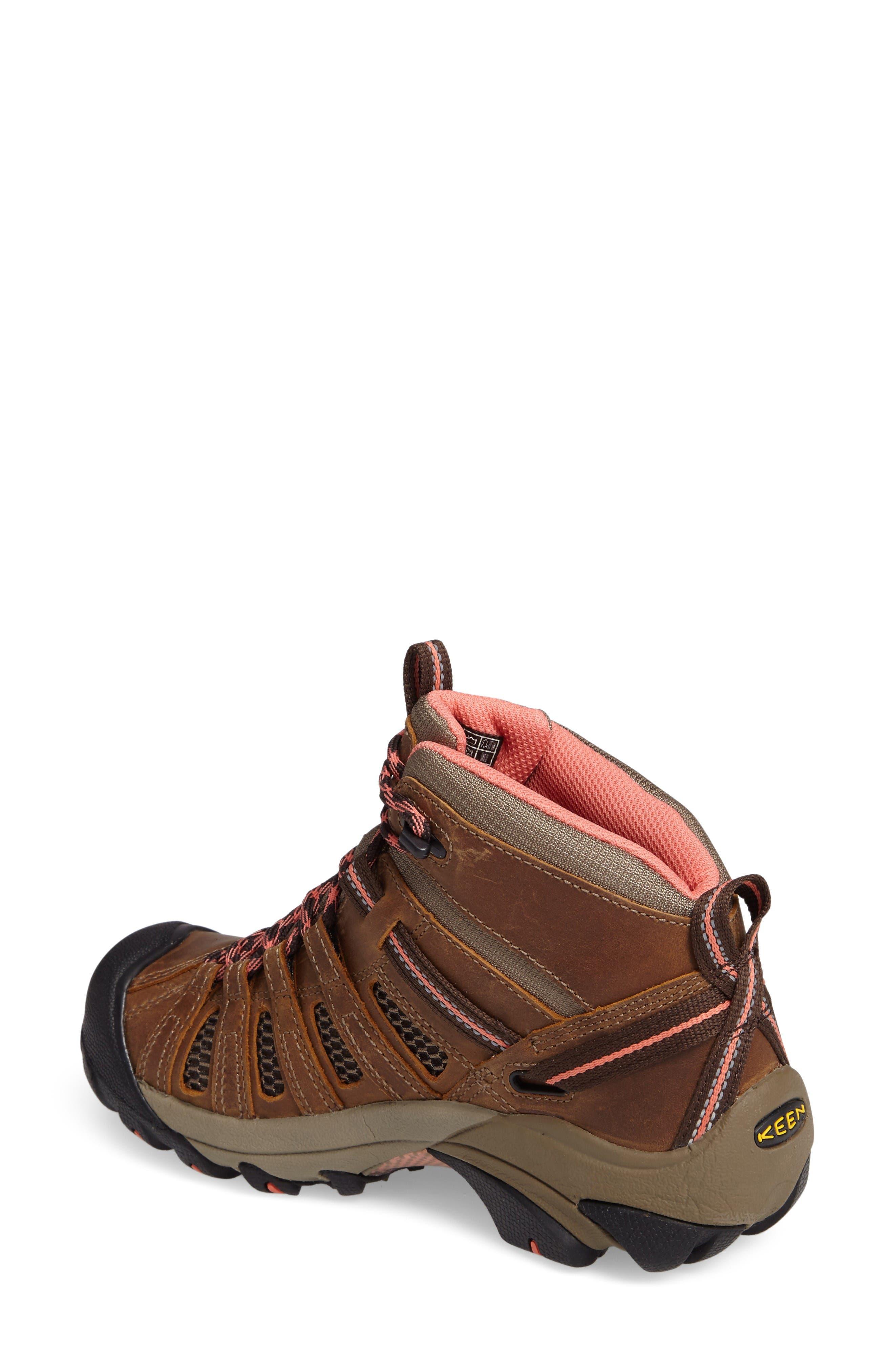 Alternate Image 2  - Keen 'Voyageur Mid' Trail Shoe (Women)