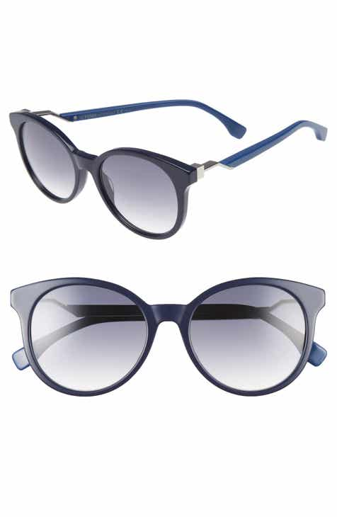 e7fe176e55861 Fendi 52mm Gradient Lens Sunglasses