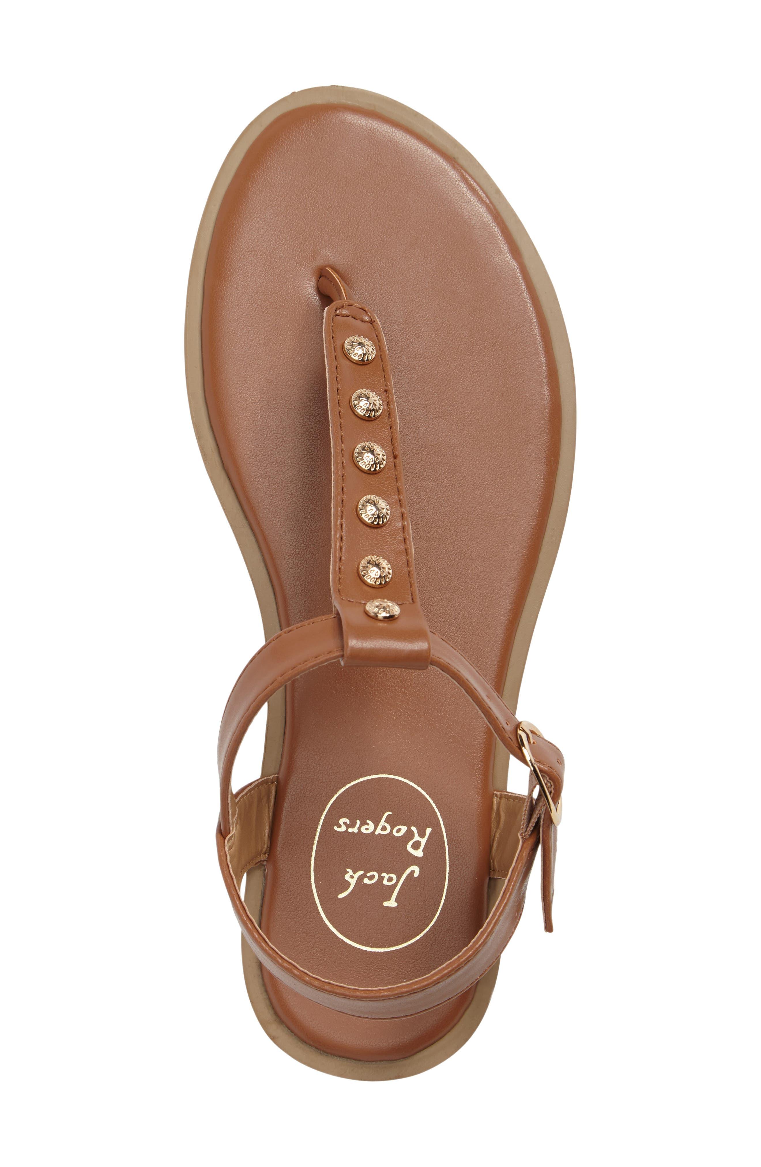 Alternate Image 5  - Jack Rogers Kamri T-Strap Sandal (Women)