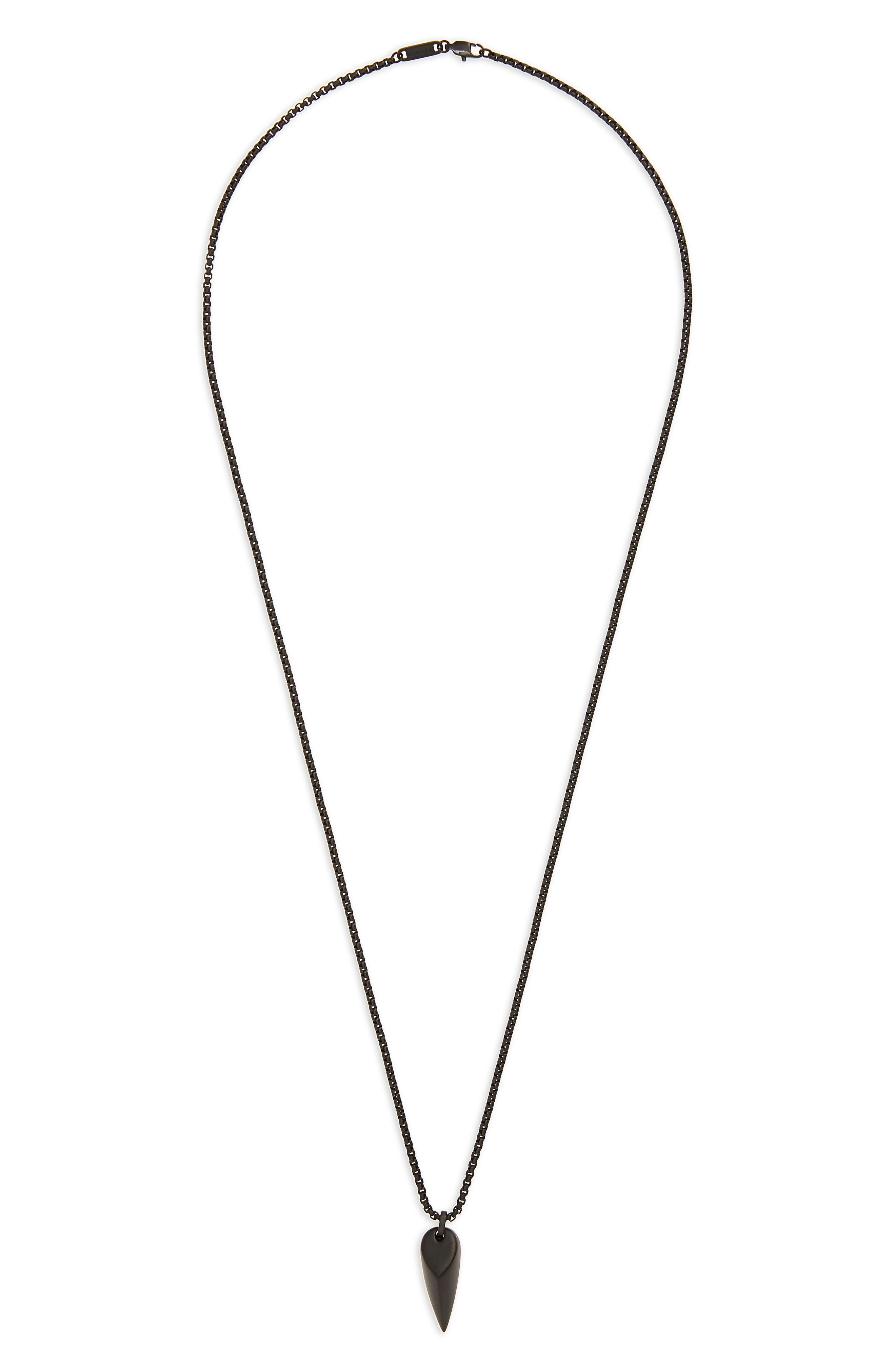 Main Image - Vitaly Corvus Pendant Necklace