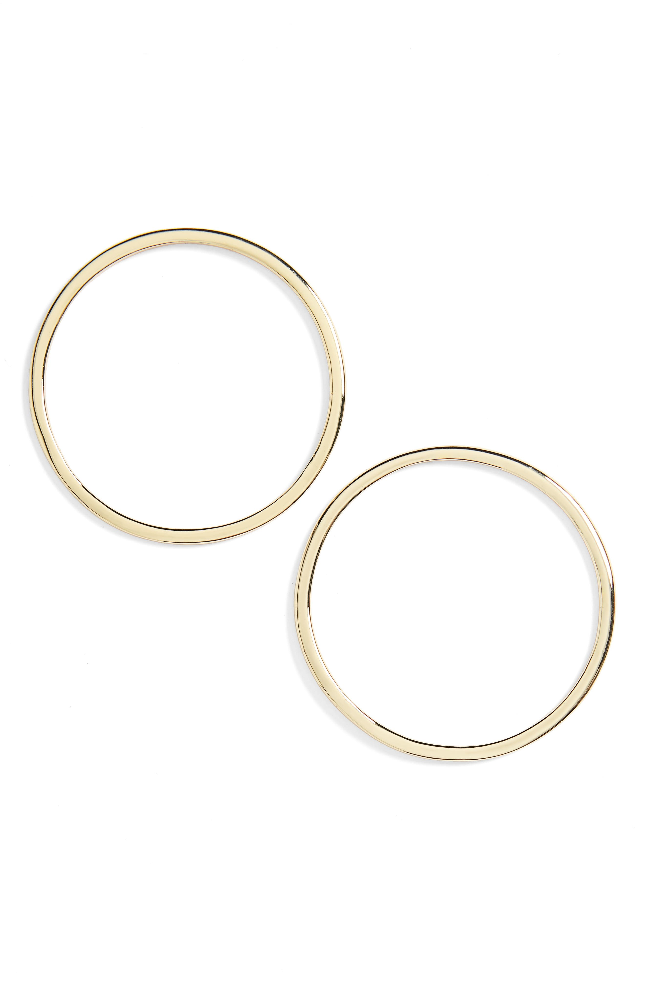 MADEWELL Circle Earrings