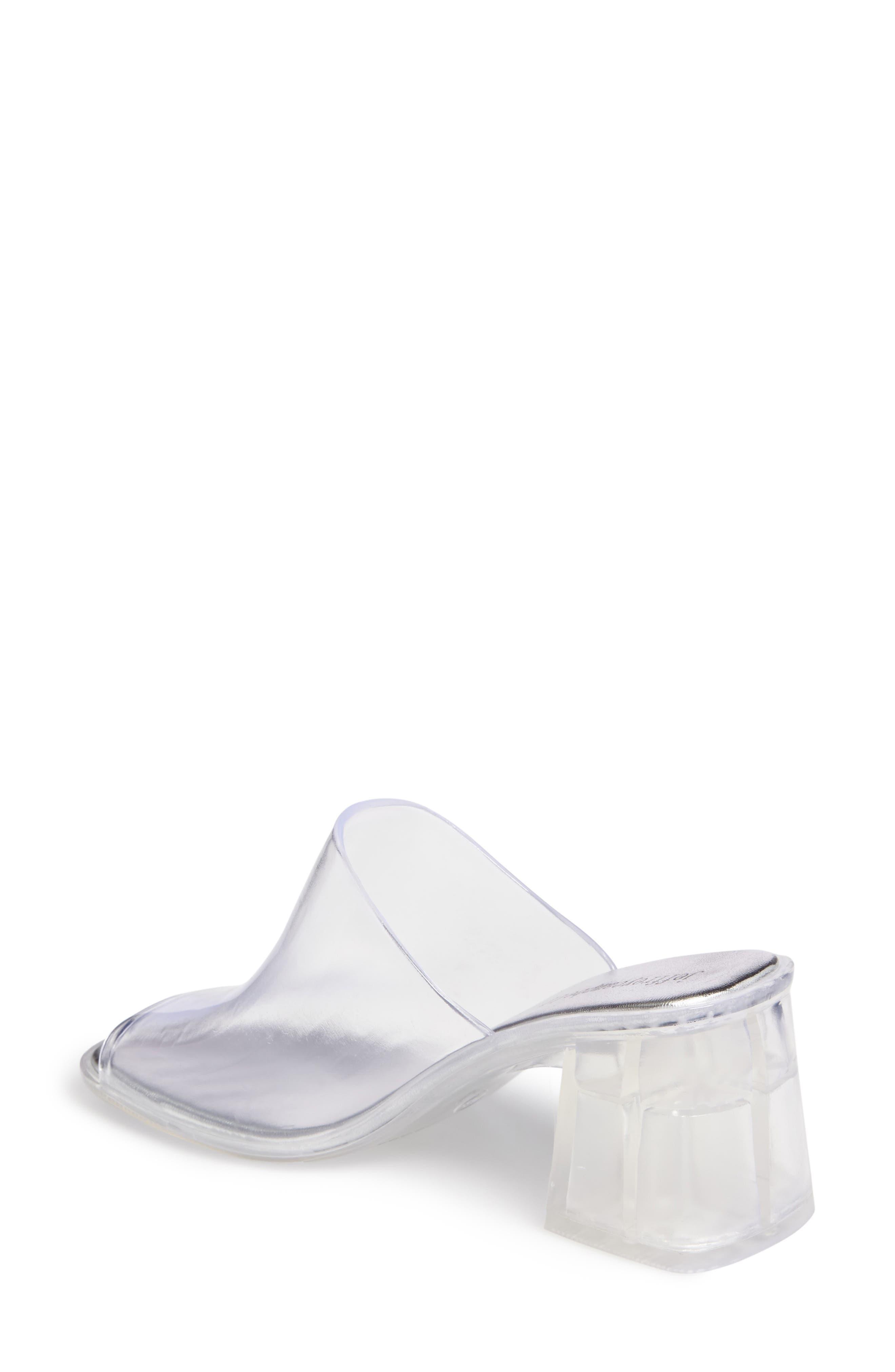 Alternate Image 2  - Jeffrey Campbell Jelly Slide Sandal (Women)