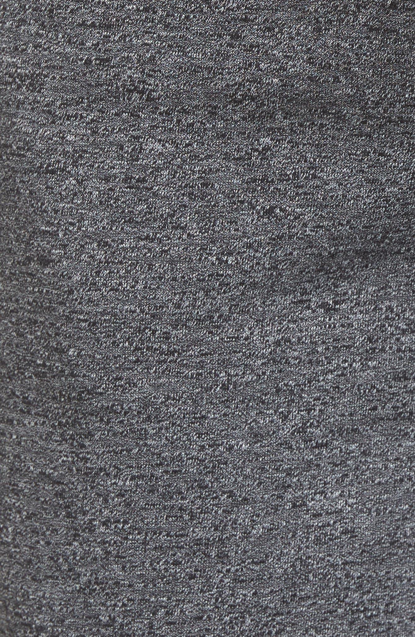 Alternate Image 5  - Nike Jordan Icon Fleece Shorts