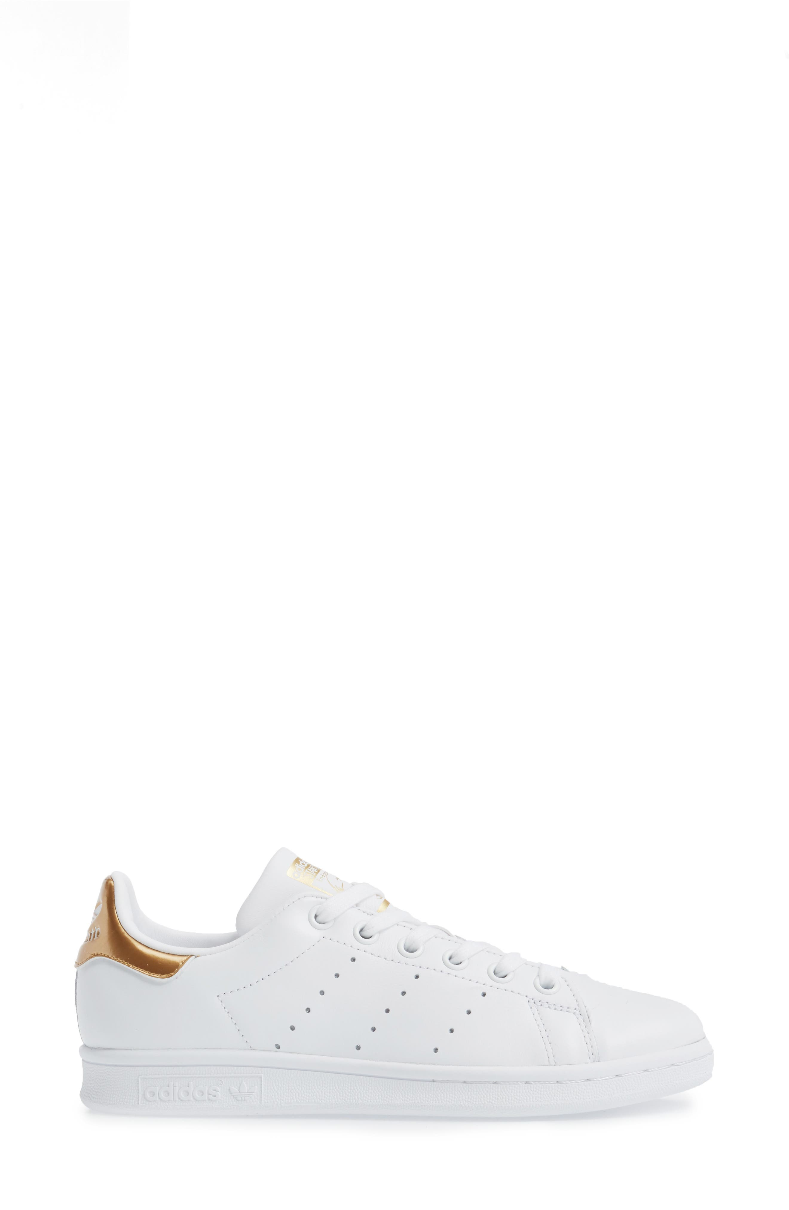 Alternate Image 3  - adidas 'Stan Smith' Sneaker (Women)