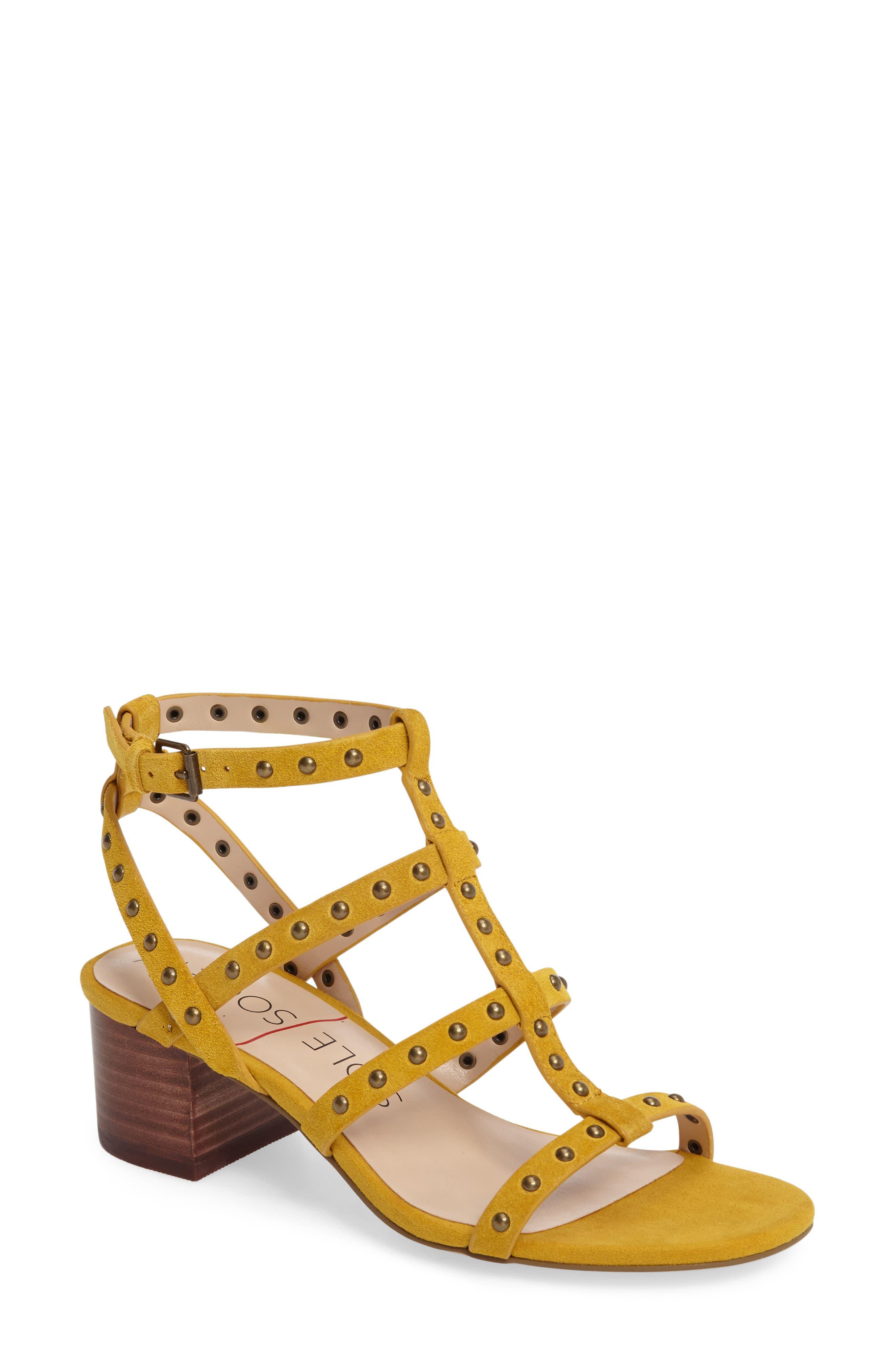 Sole Society Phoenix Sandal (Women)