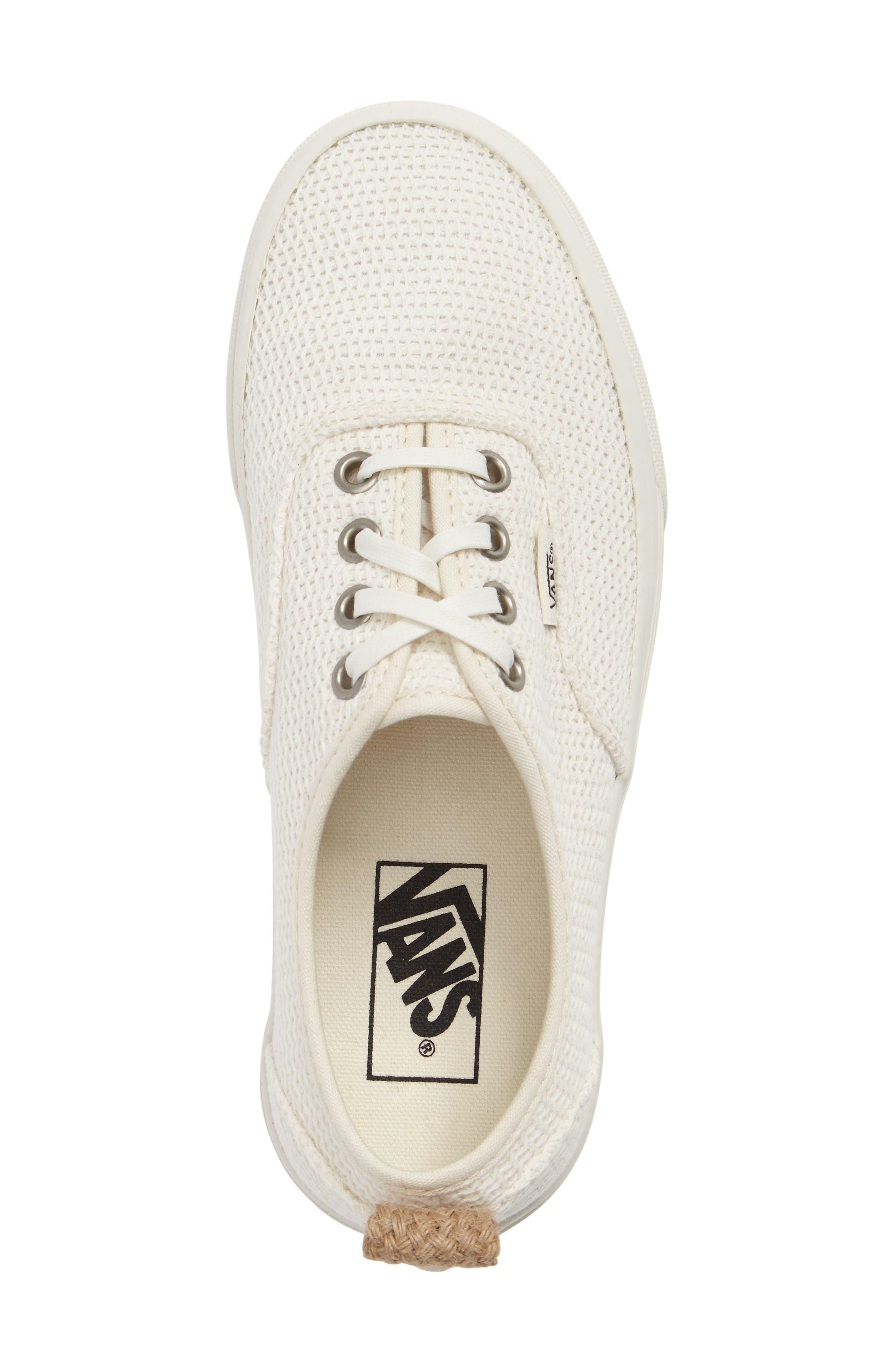 Alternate Image 5  - Vans Um Authentic PT Sneaker (Women)