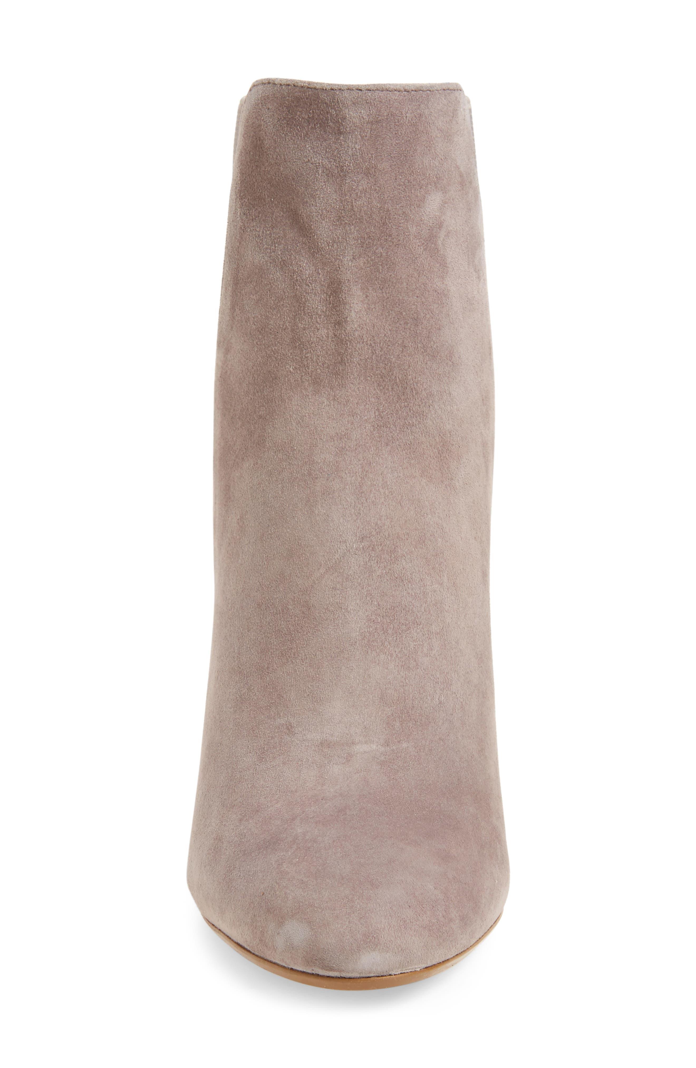 Alternate Image 4  - Steve Madden Effect Block Heel Bootie (Women)