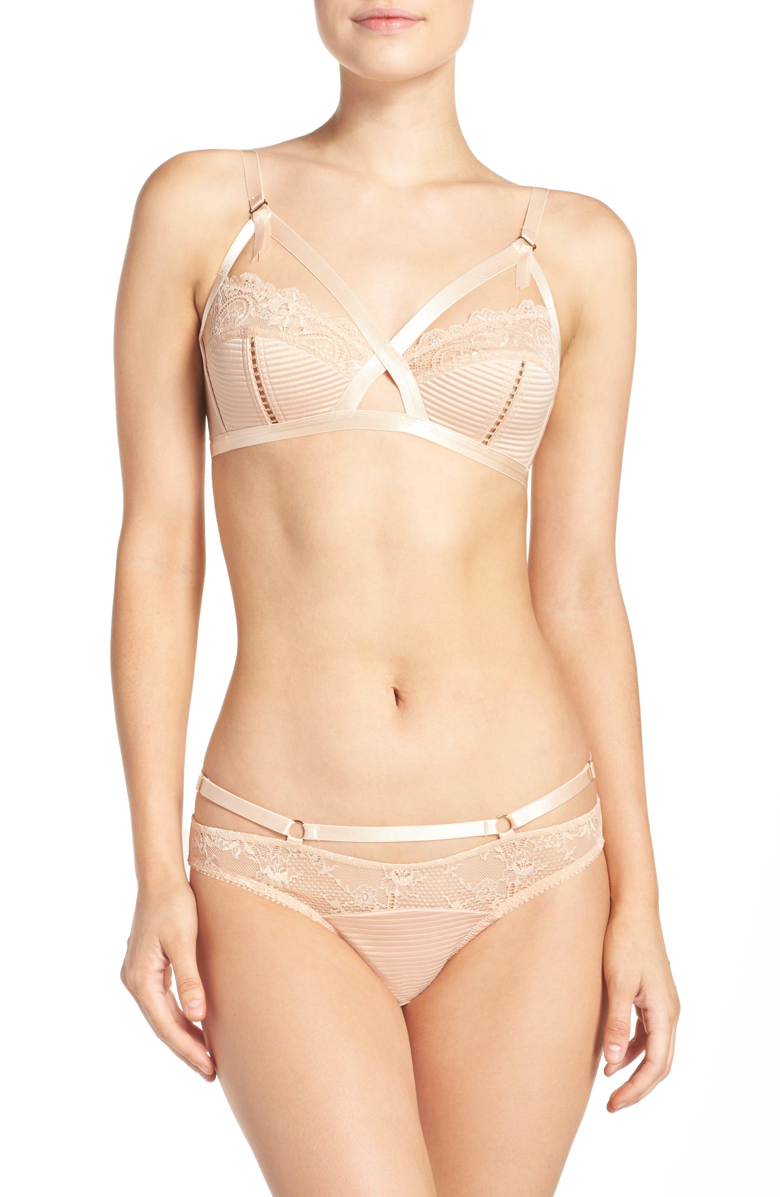 Alternate Image 4  - Dita Von Teese Lace Bikini