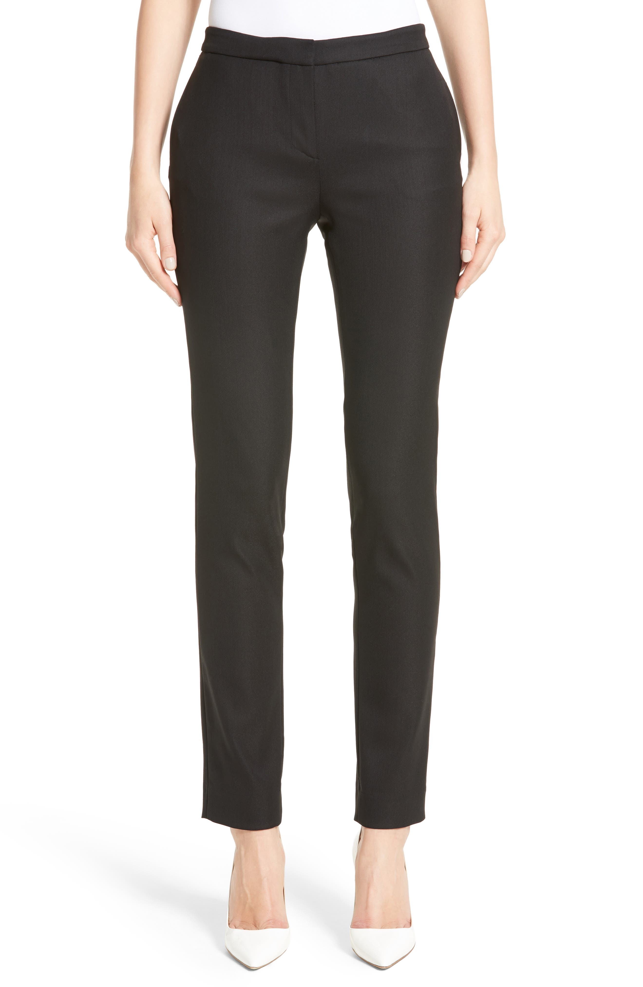 Monse Wool Blend Skinny Pants