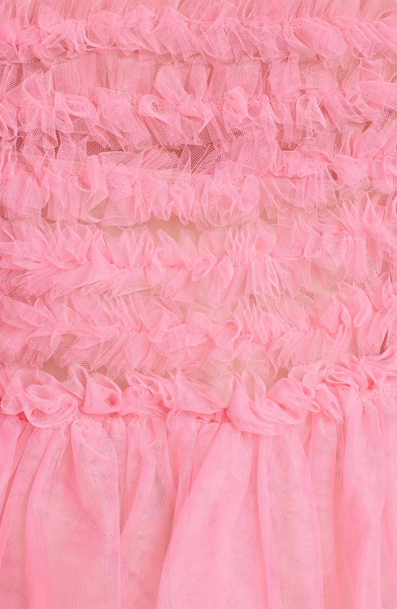 Alternate Image 3  - Molly Goddard Funky Tulle Dress