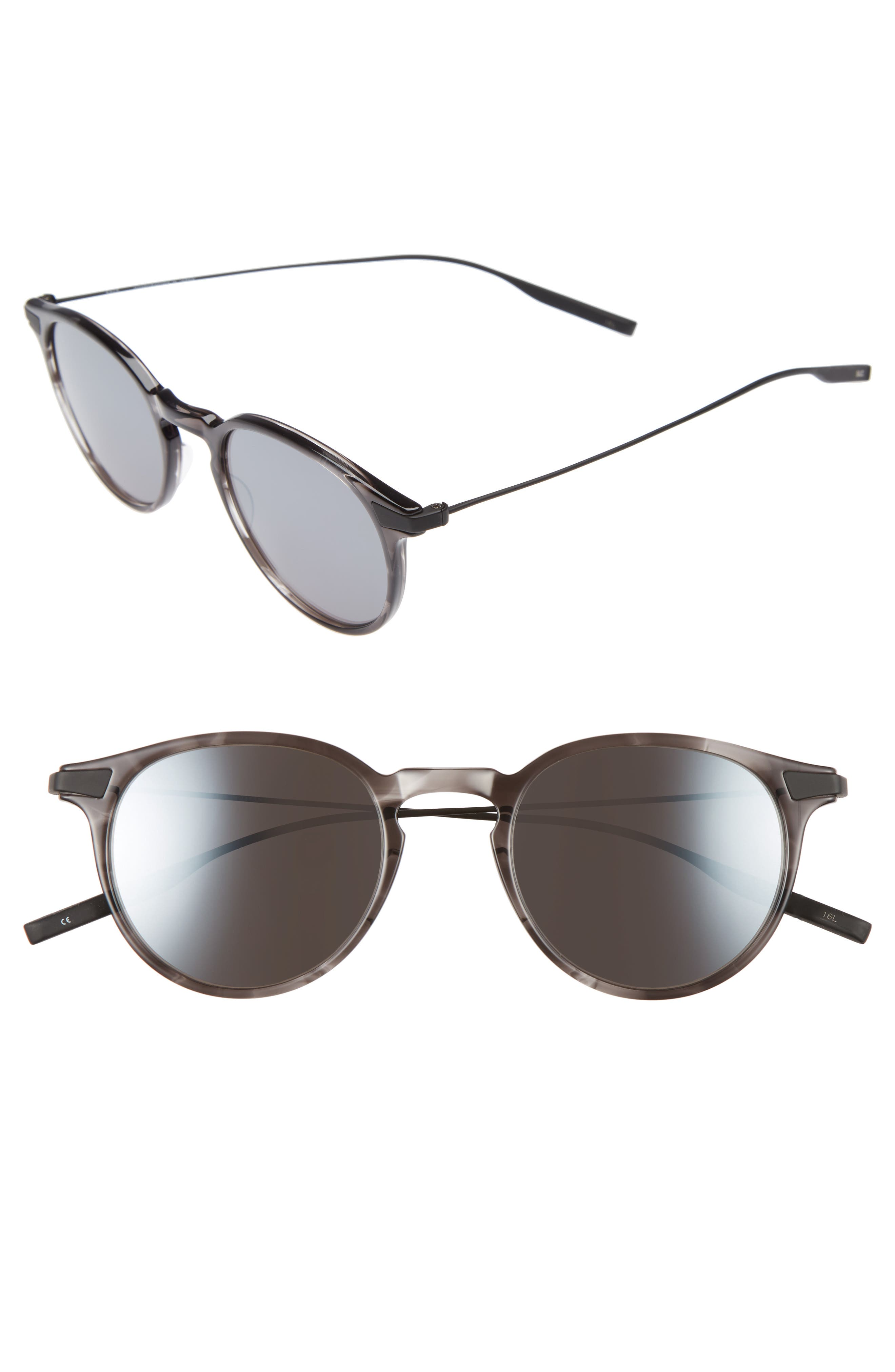 Alternate Image 1 Selected - SALT Rick 48mm Polarized Round Sunglasses