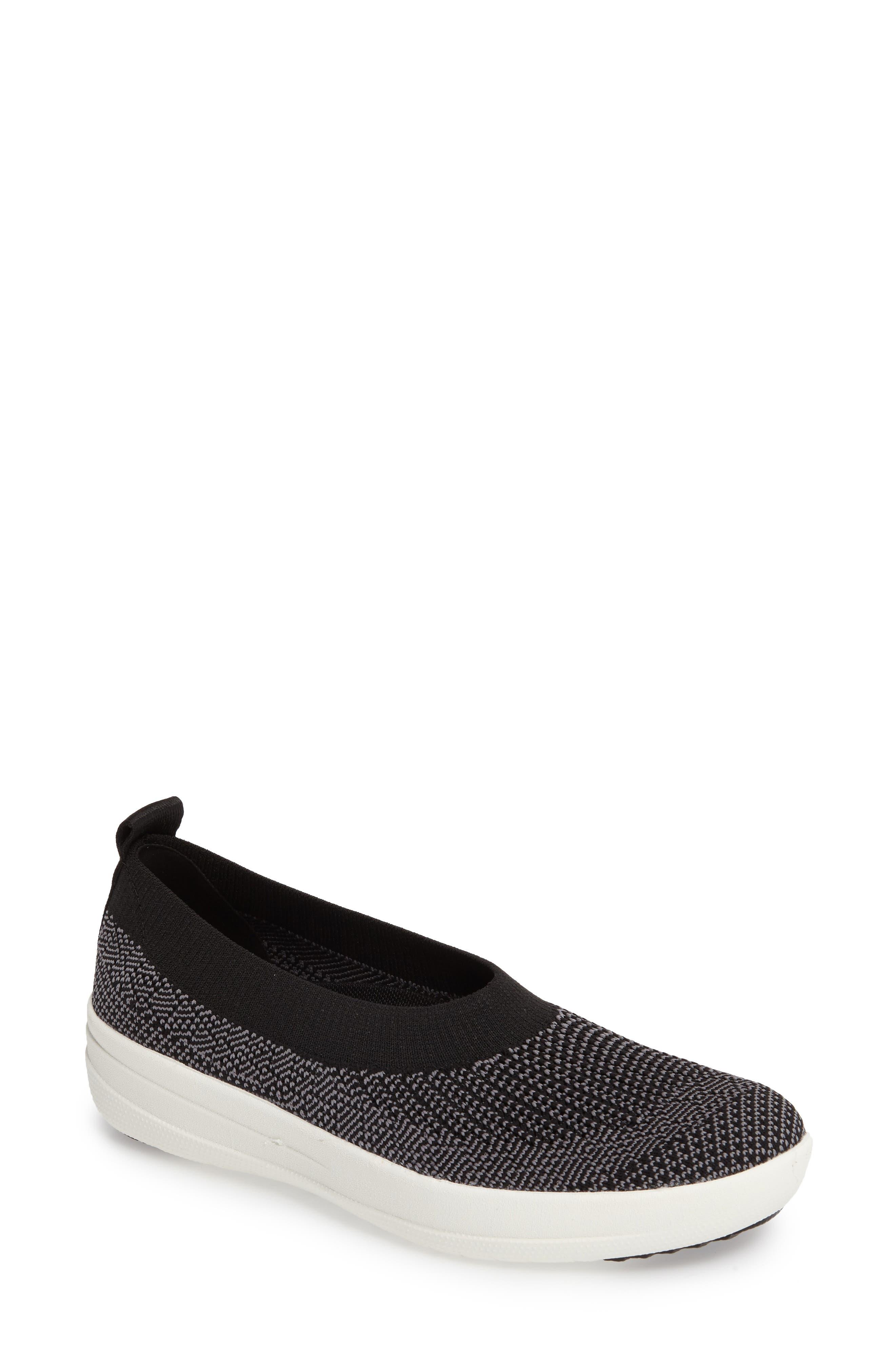FitFlop Uberknit Slip-On Sneaker (Women)