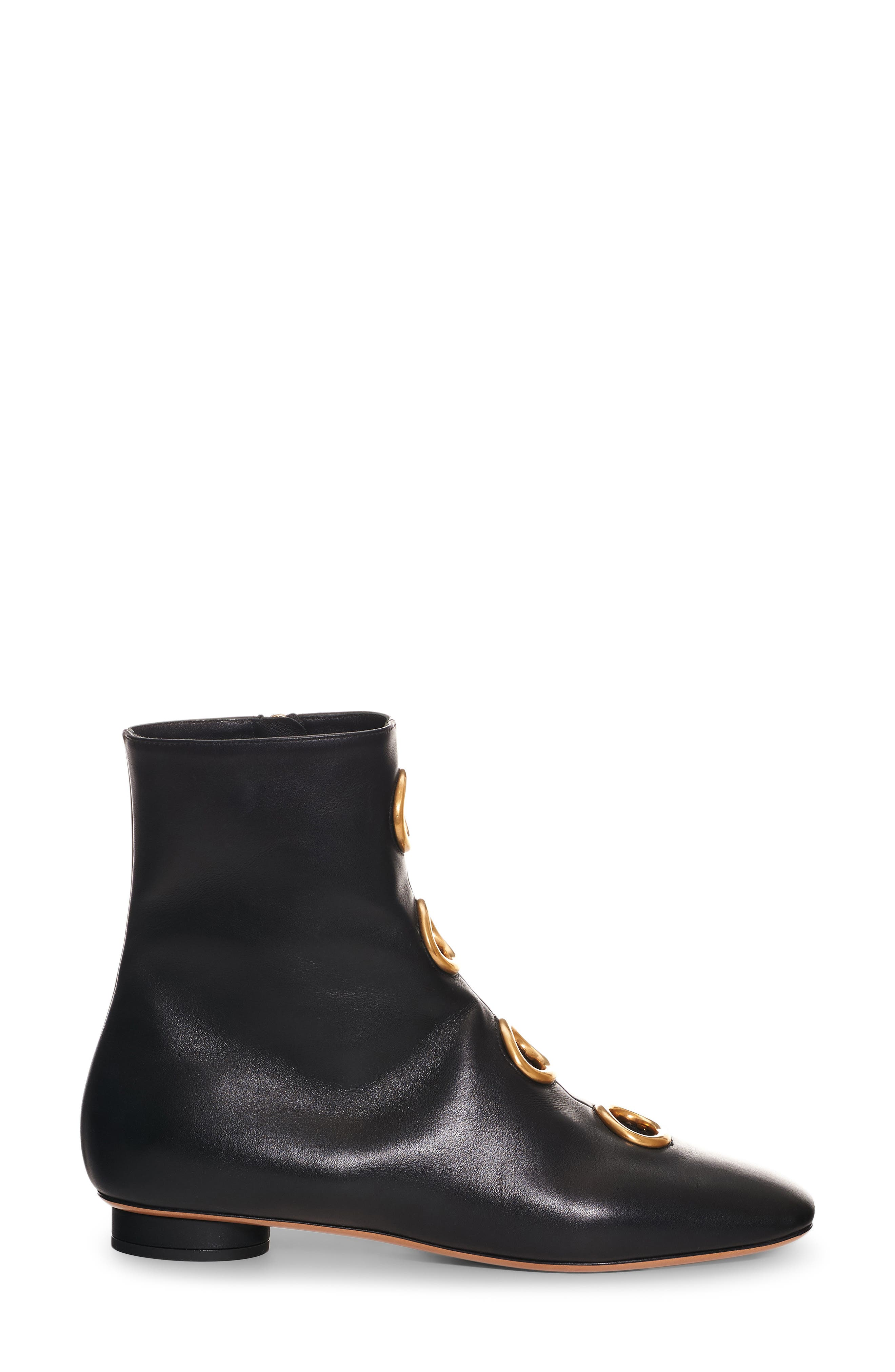 Alternate Image 4  - VALENTINO GARAVANI Grommet Boot (Women)