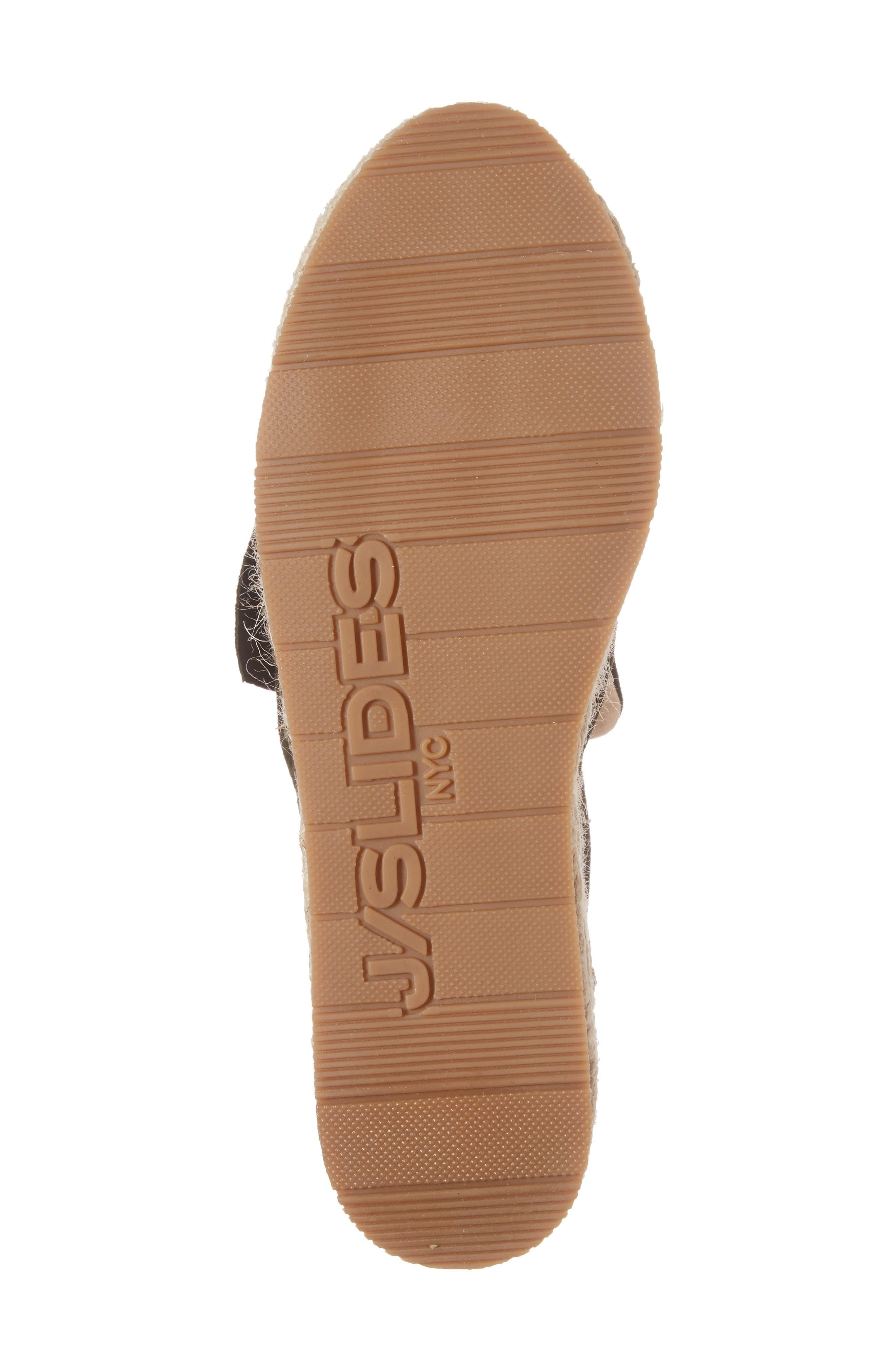 Alternate Image 6  - JSlides Reese Platform Espadrille (Women)