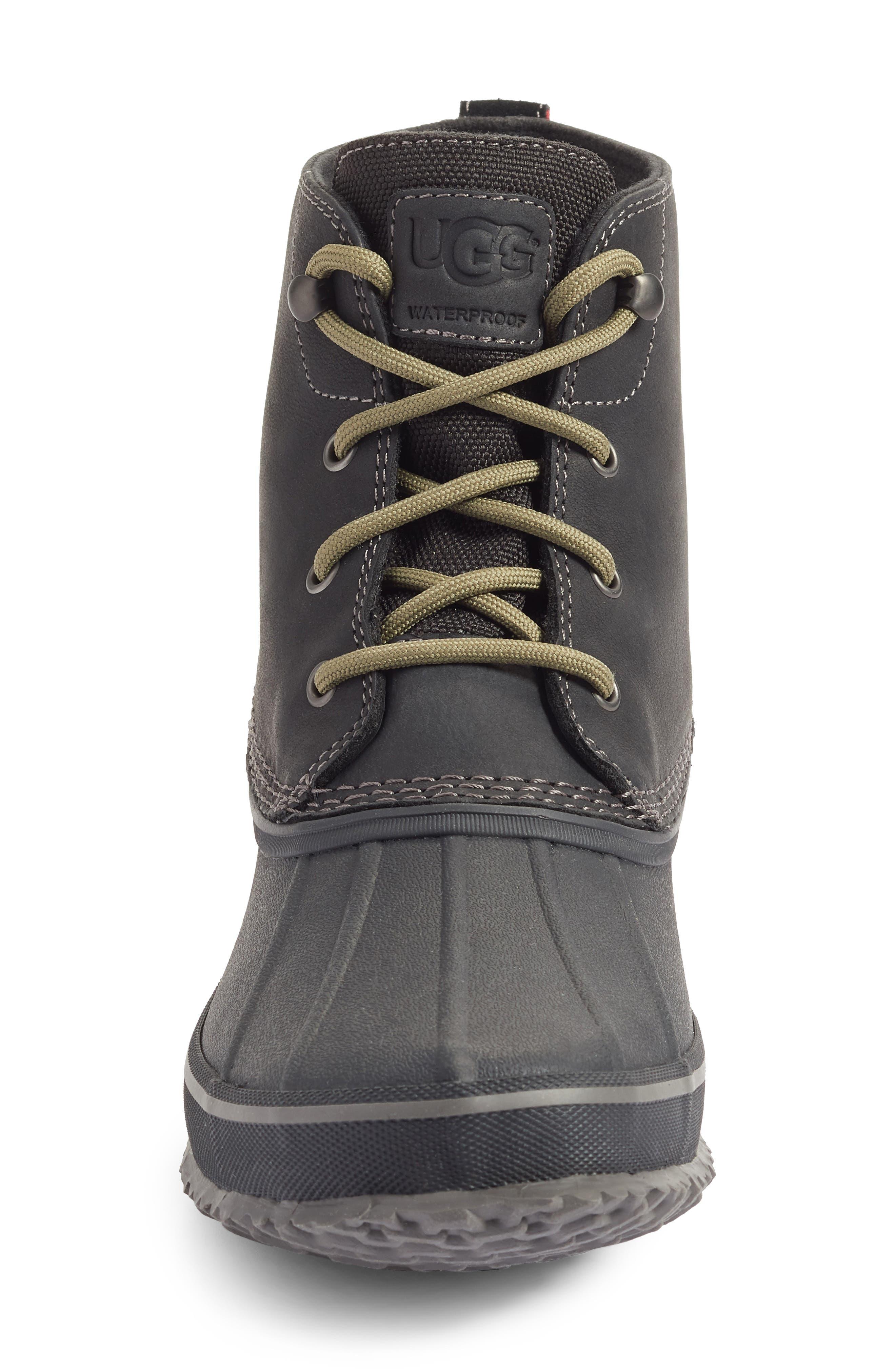 Alternate Image 4  - UGG® Zetik Rain Boot (Men)
