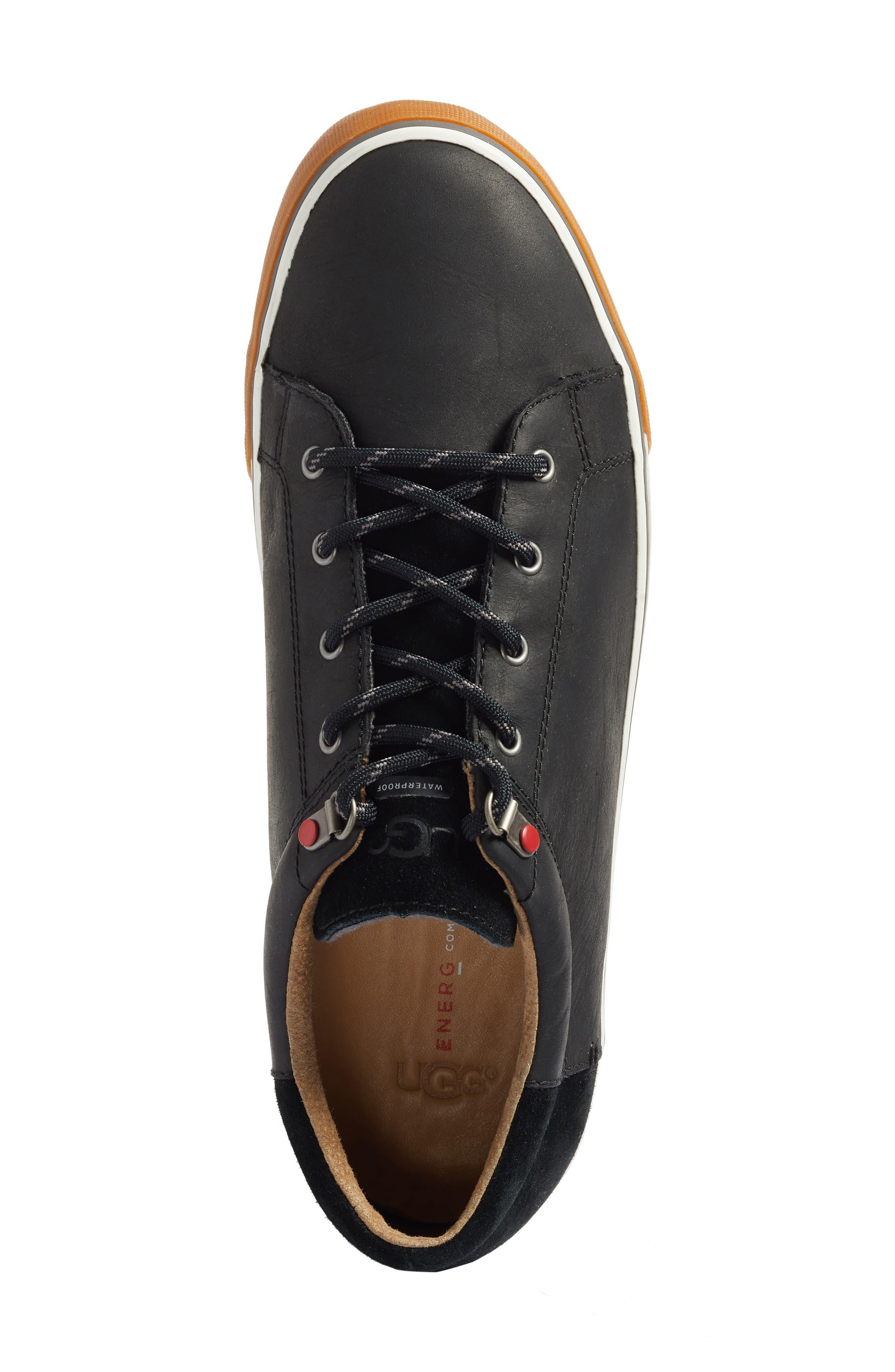 Brock Sneaker,                             Alternate thumbnail 5, color,                             Black
