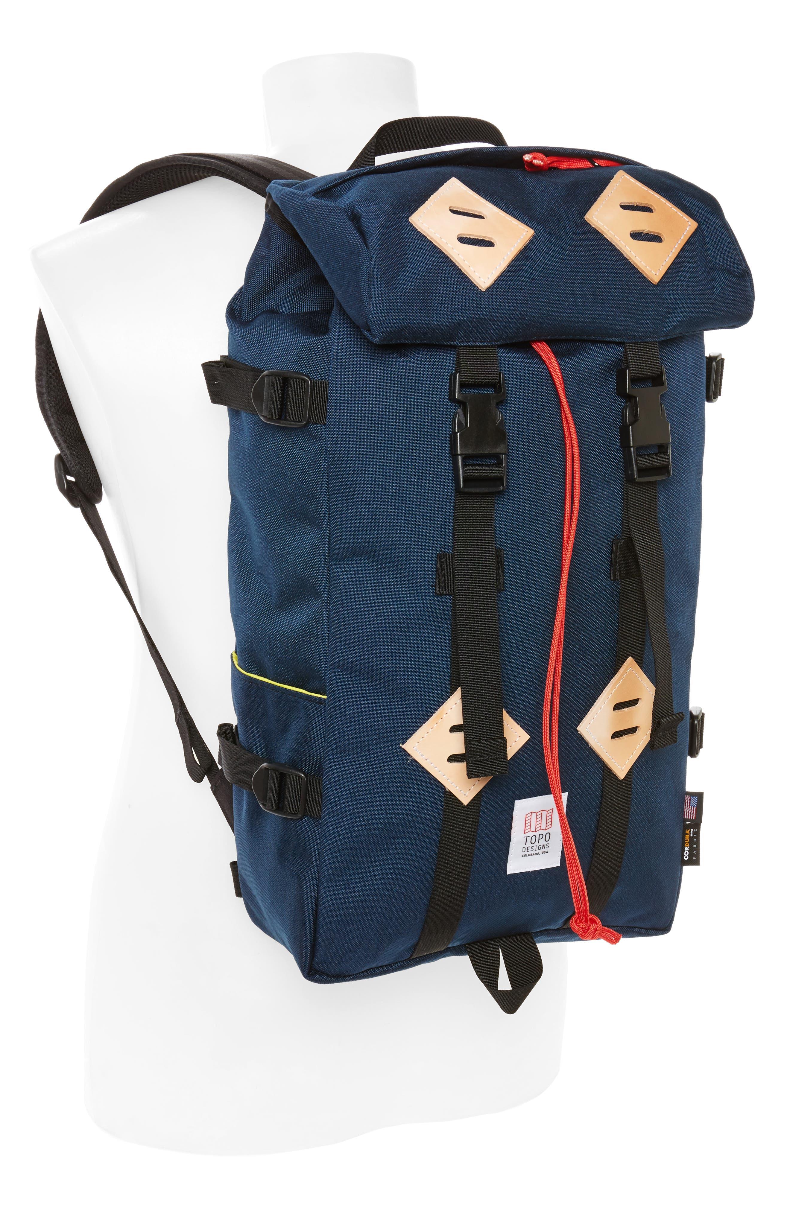 'Klettersack' Backpack,                             Alternate thumbnail 2, color,                             Navy