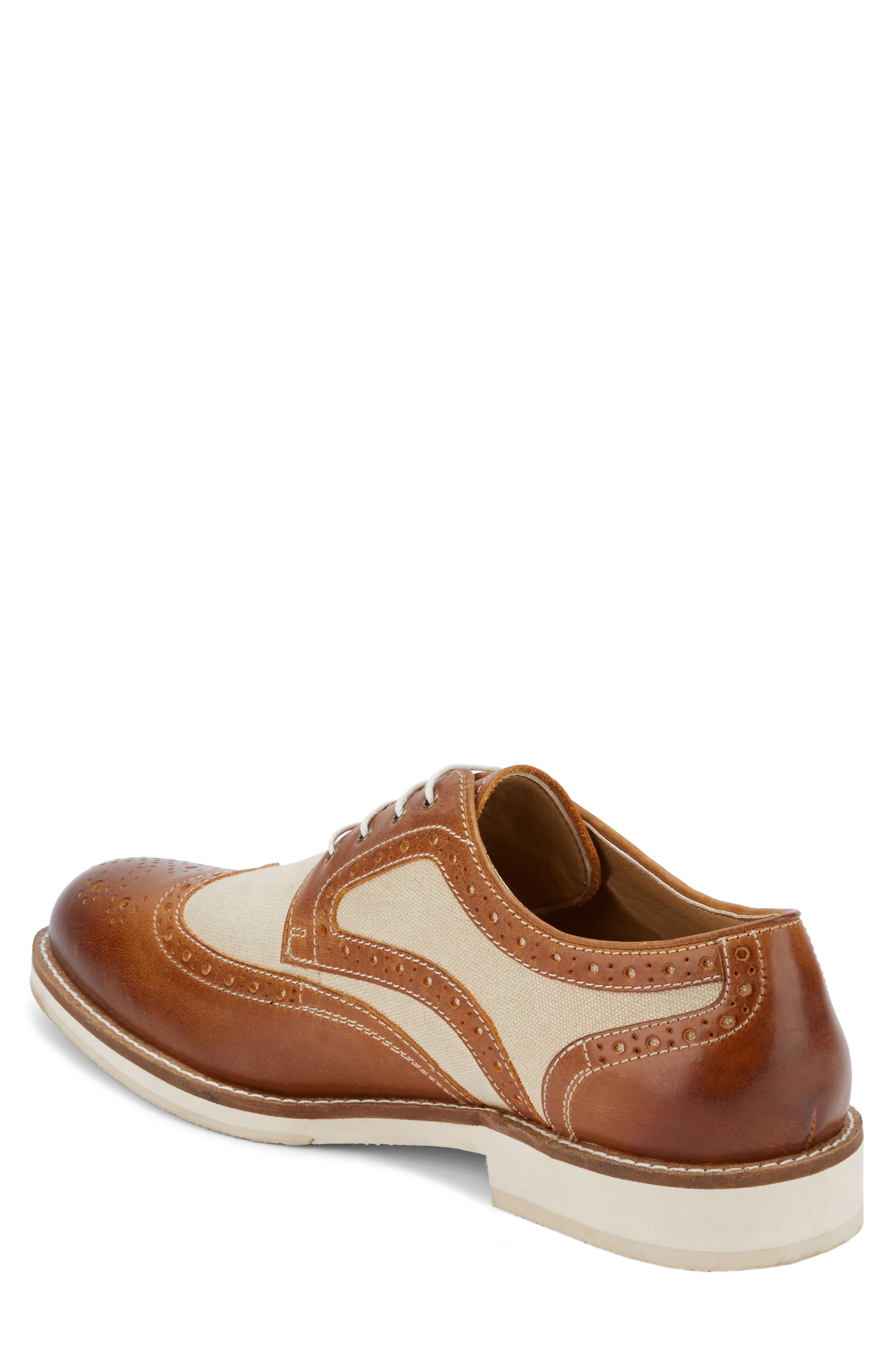 Alternate Image 2  - G.H. Bass & Co. Norman Spectator Shoe (Men)