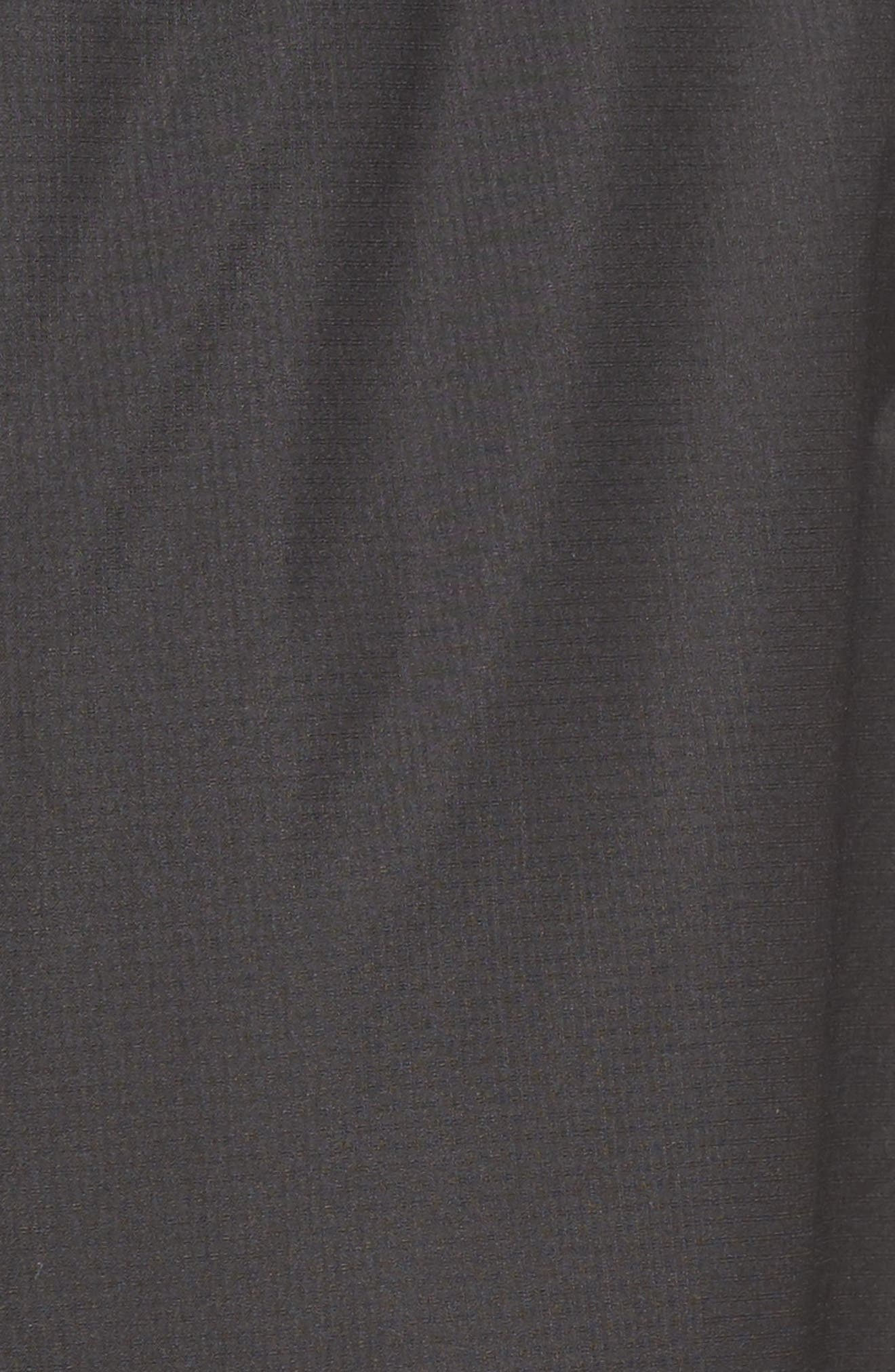 Venture Waterproof Pants,                             Alternate thumbnail 5, color,                             Black