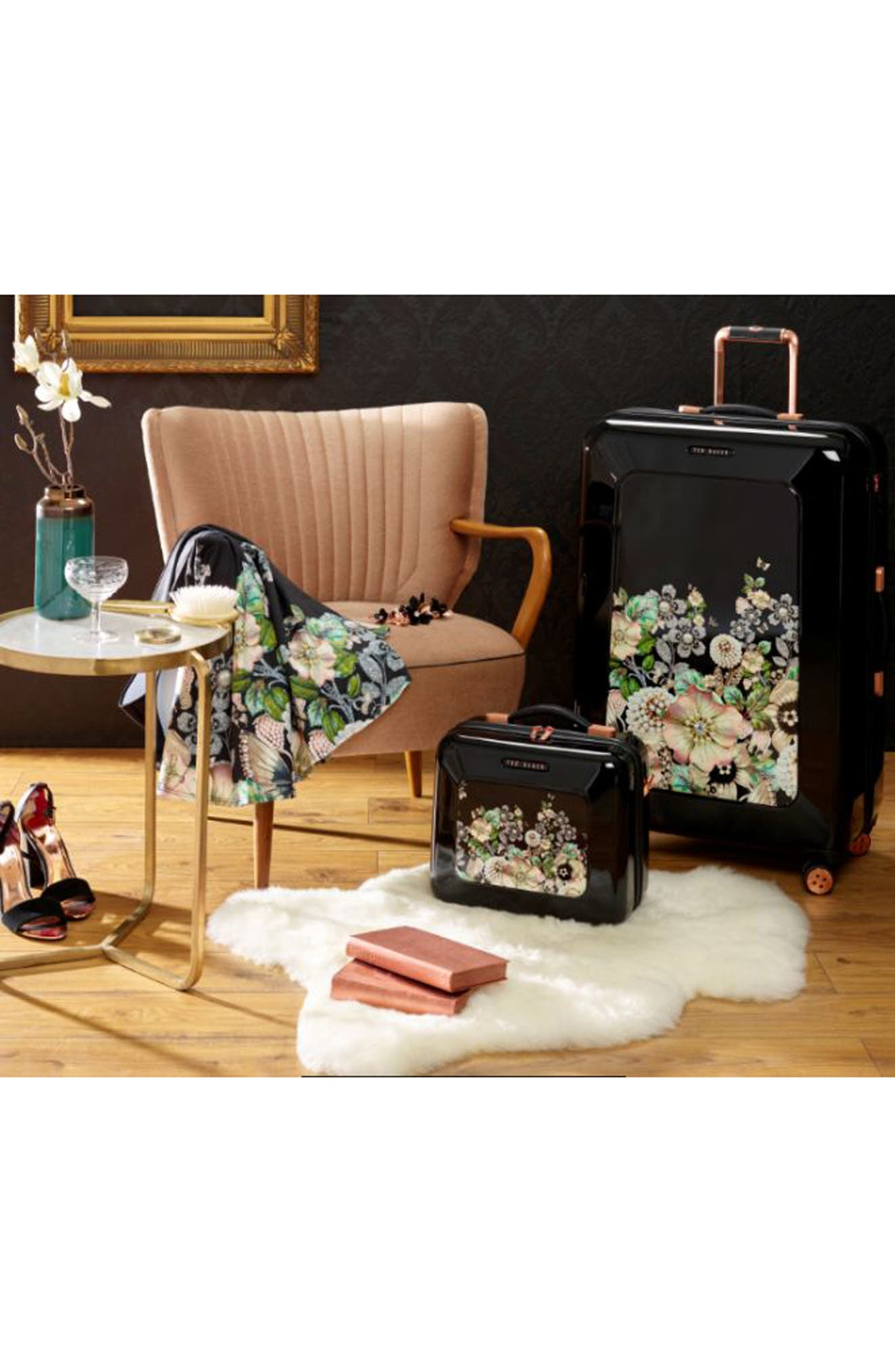 Alternate Image 7  - Ted Baker London Gem Garden Vanity Case