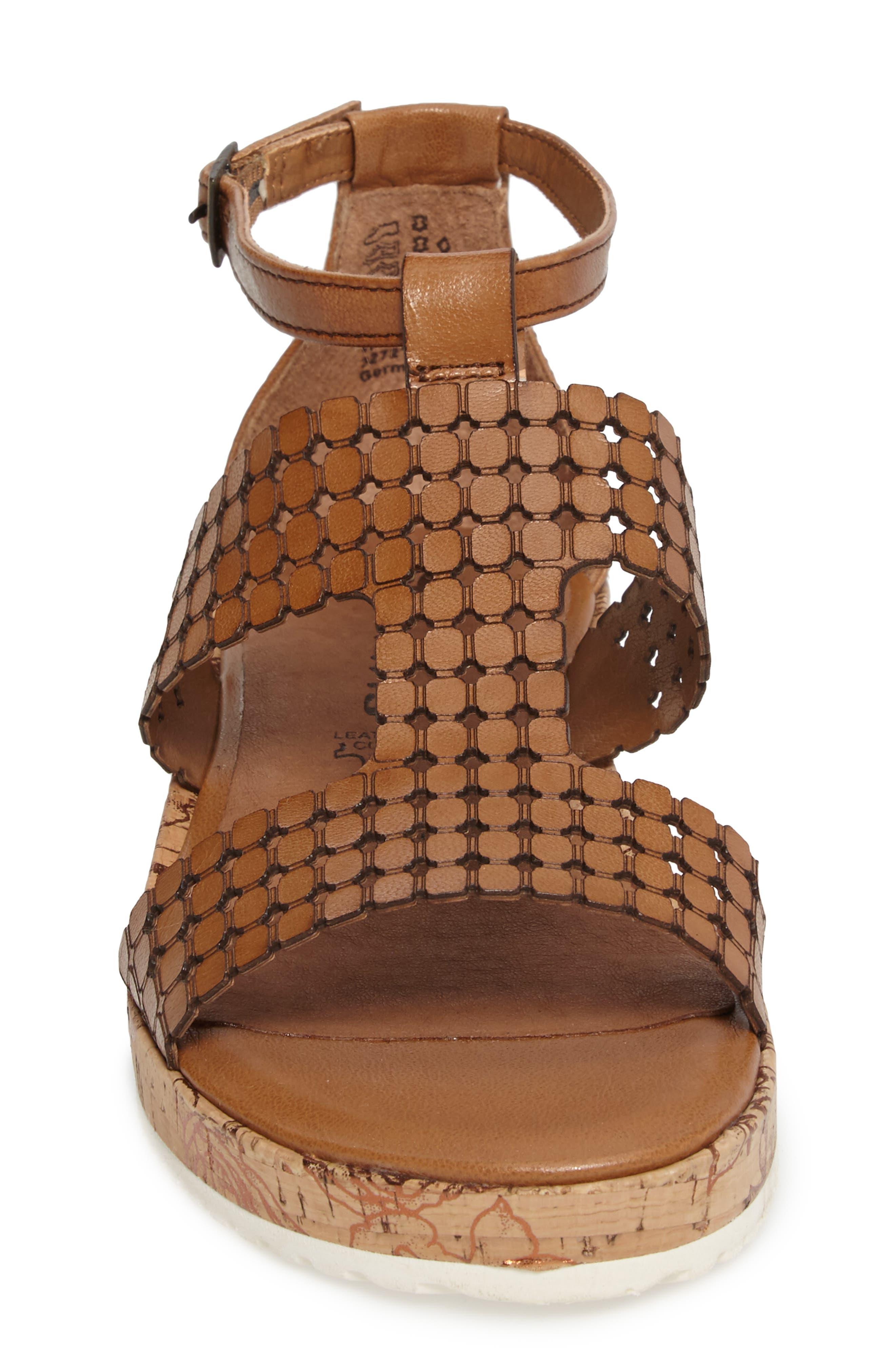 Alternate Image 5  - Tamaris Siri T-Strap Sandal (Women)