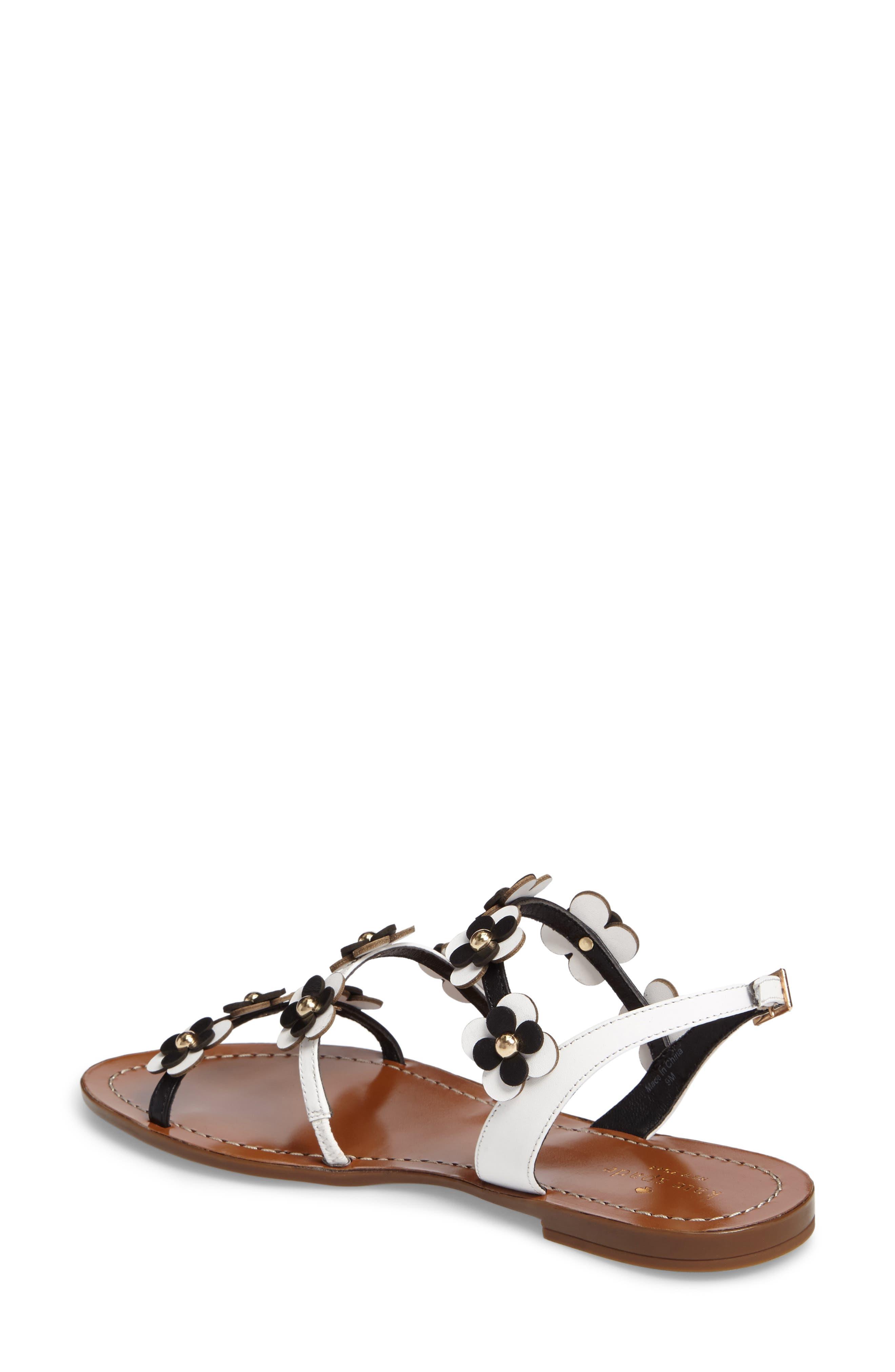 Alternate Image 2  - kate spade new york colorado flowered sandal (Women)