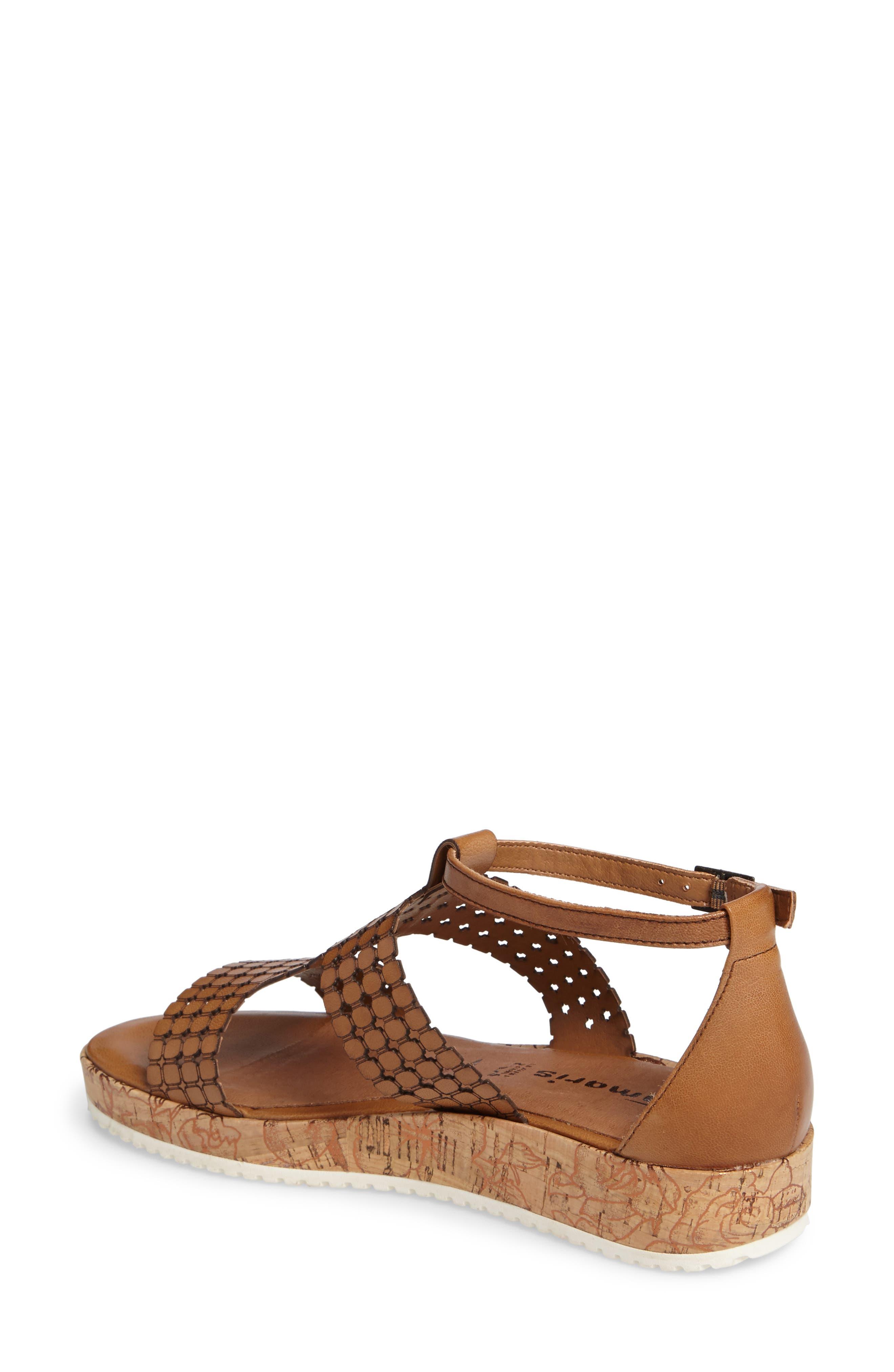 Alternate Image 2  - Tamaris Siri T-Strap Sandal (Women)