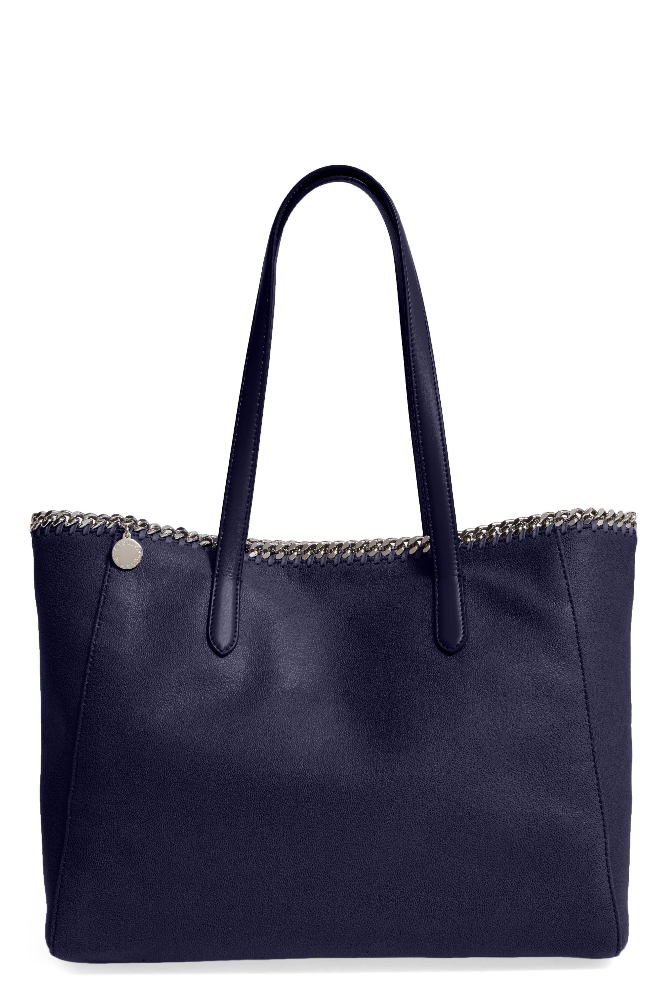 STELLA MCCARTNEY Falabella - Shaggy Deer Faux Leather Tote