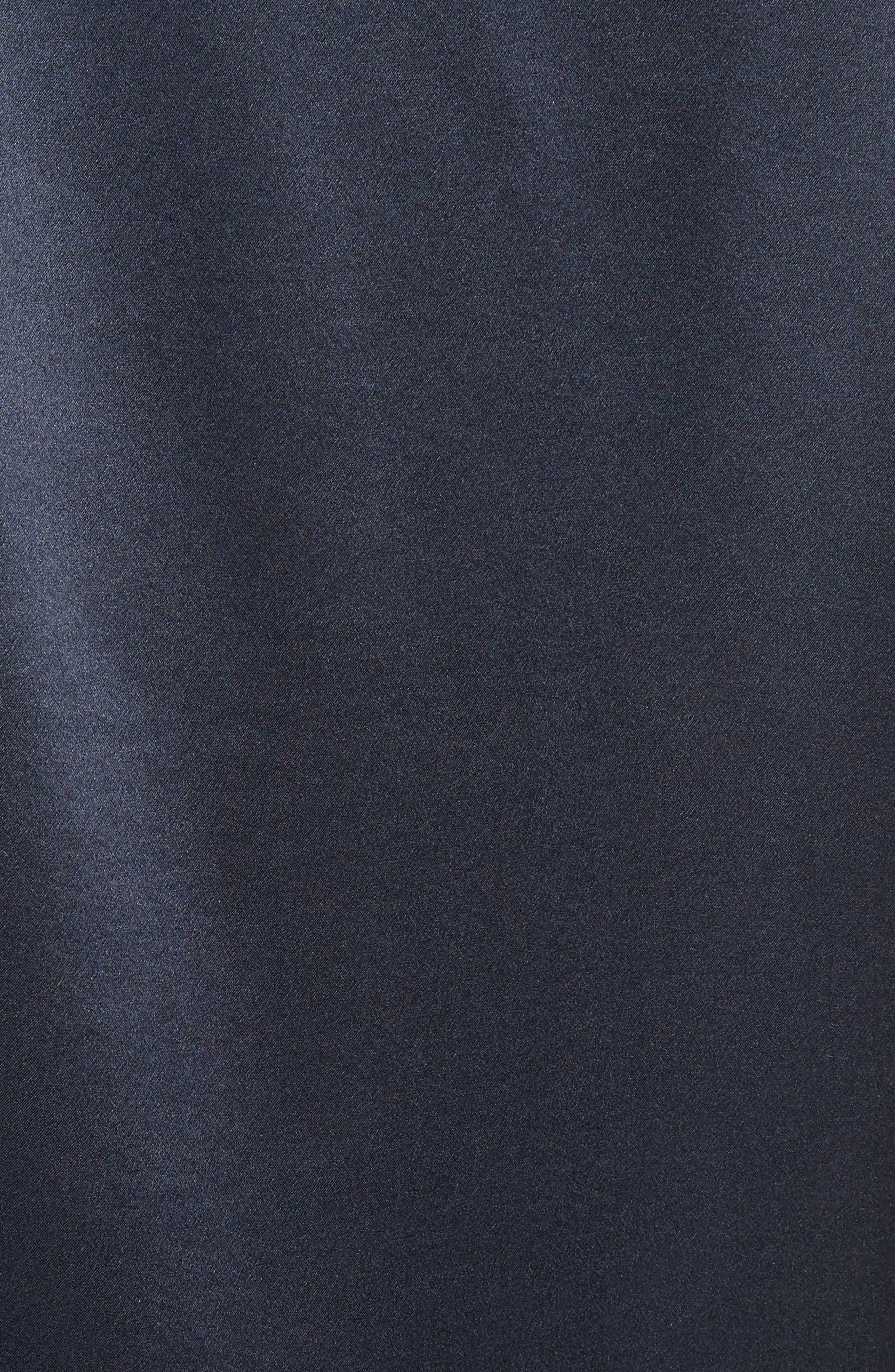 Alternate Image 6  - T by Alexander Wang Silk Shirtdress