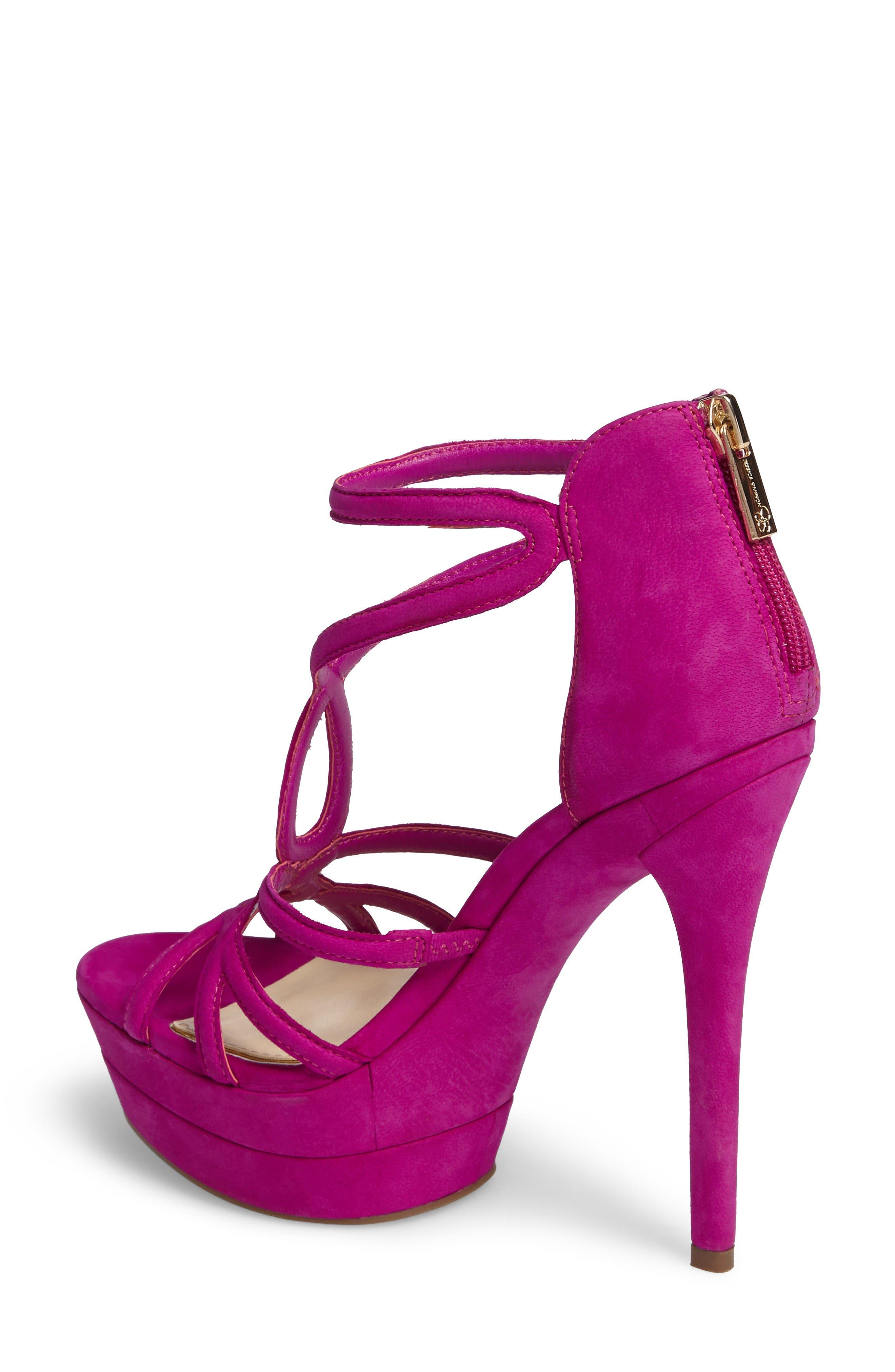 Alternate Image 2  - Jessica Simpson Rozmari Platform Sandal (Women)