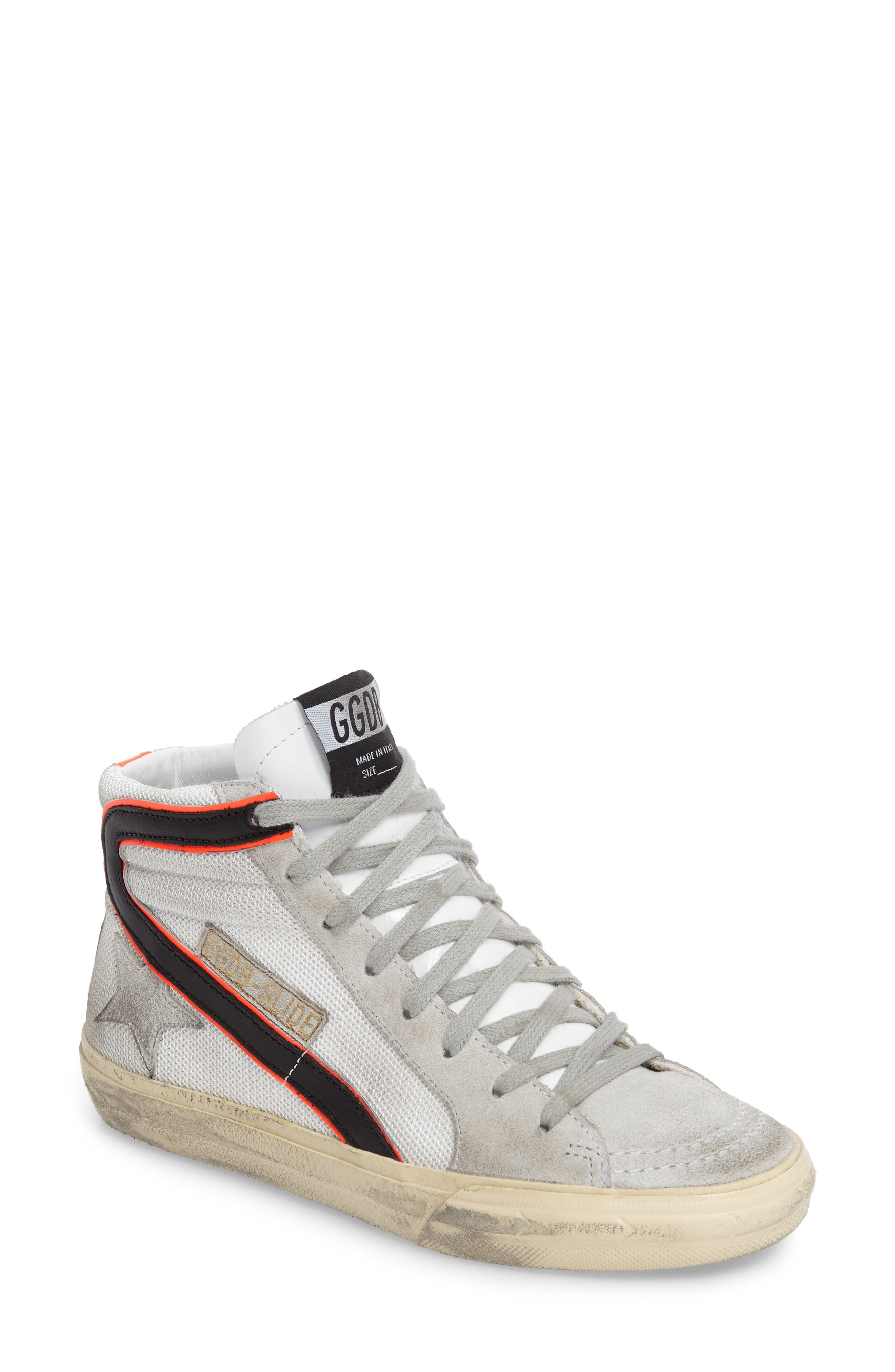 Alternate Image 1 Selected - Golden Goose Slide High Top Sneaker (Women)