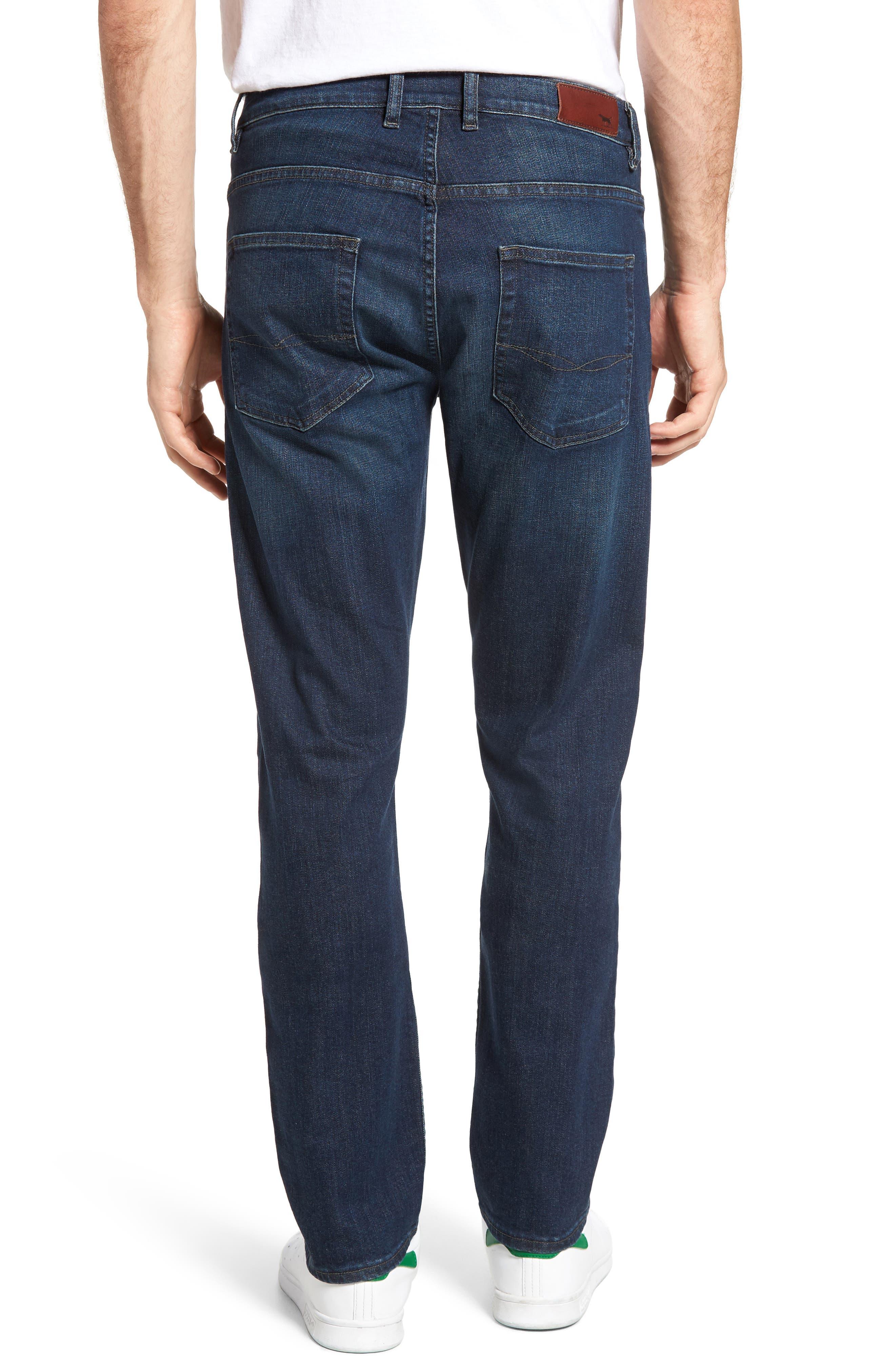 Alternate Image 2  - Rodd & Gunn Calvert Slim Fit Jeans