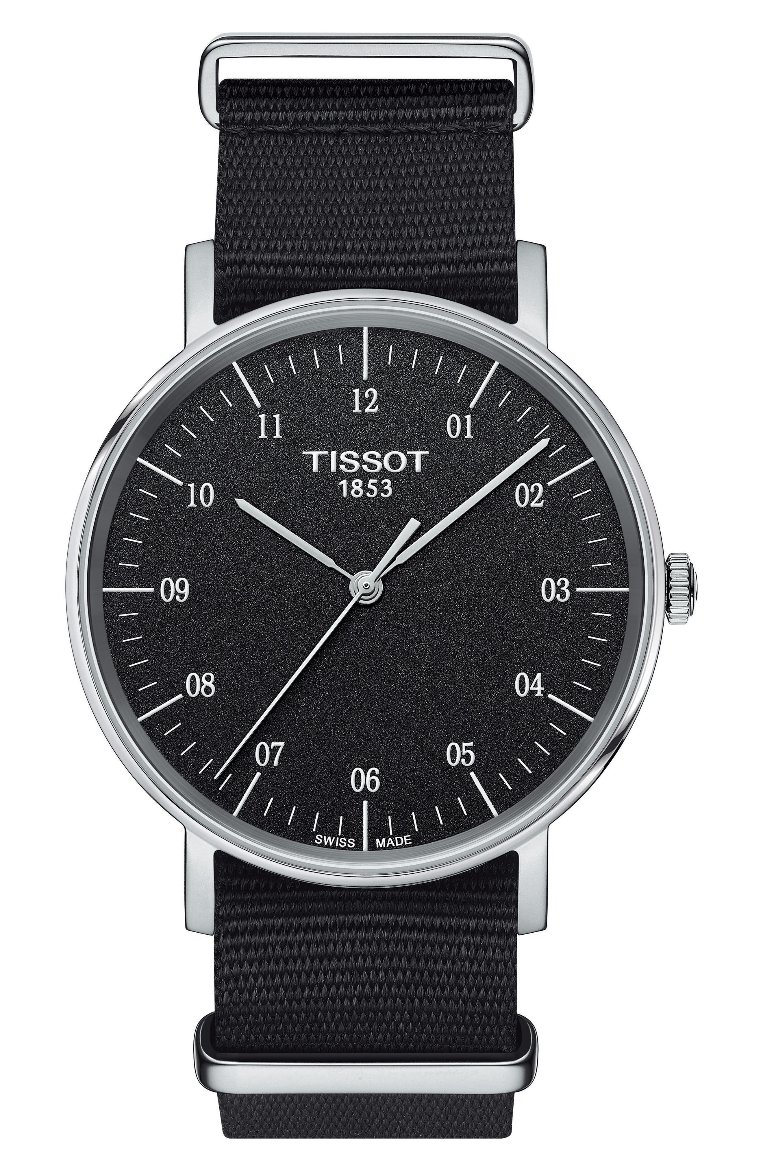 Tissot Everytime NATO Strap Watch, 38mm